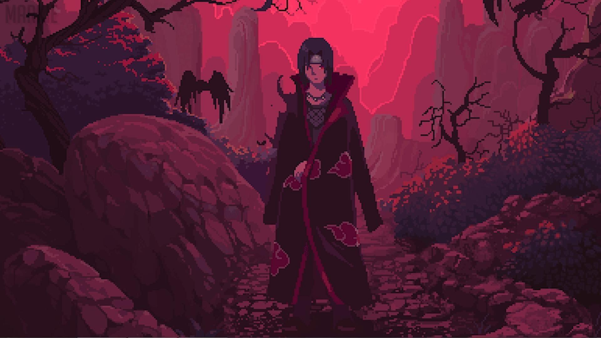 Itachi Live Wallpapers Top Free Itachi Live Backgrounds Wallpaperaccess