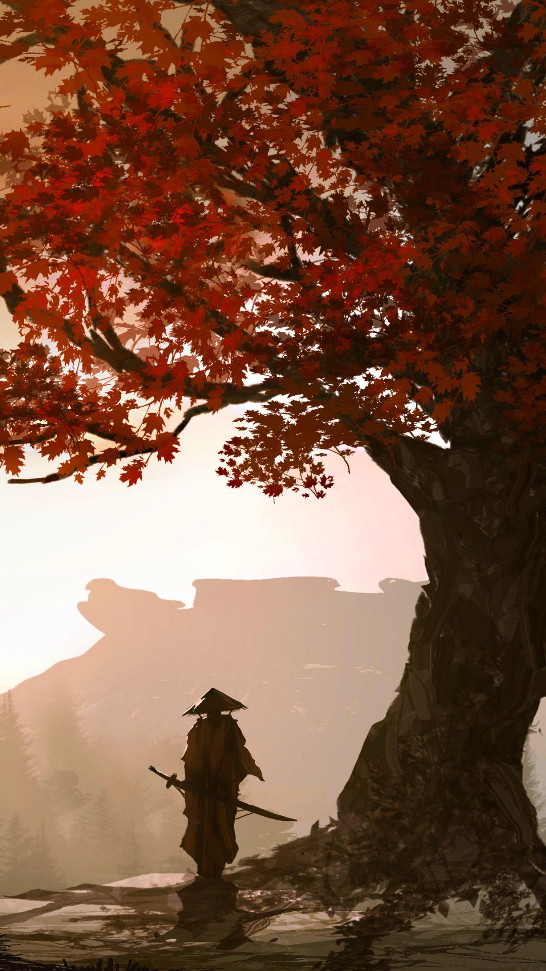 Samurai iPhone Wallpapers - Top Free Samurai iPhone ...