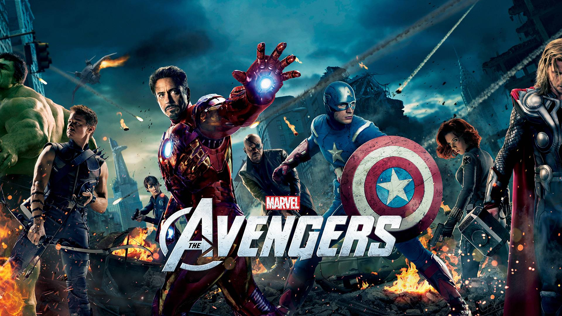 The Avengers 2012 Wallpapers Top Free The Avengers 2012