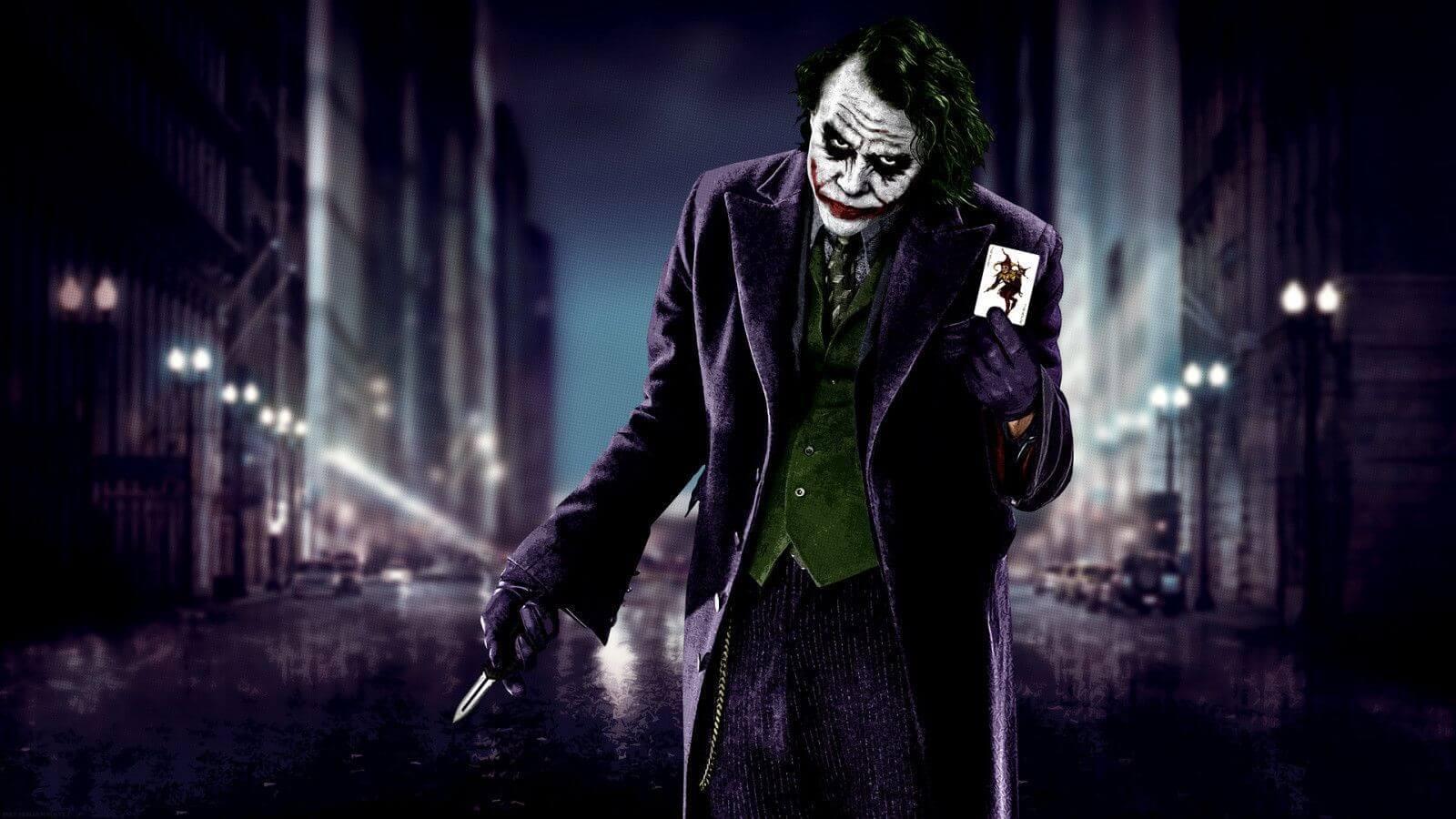 New Joker Wallpapers - Top Free New ...