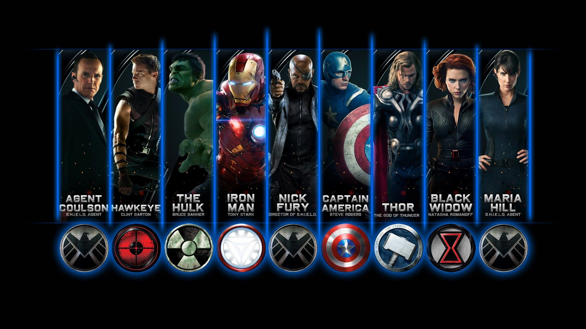 Avengers Desktop Wallpapers Top Free Avengers Desktop Backgrounds