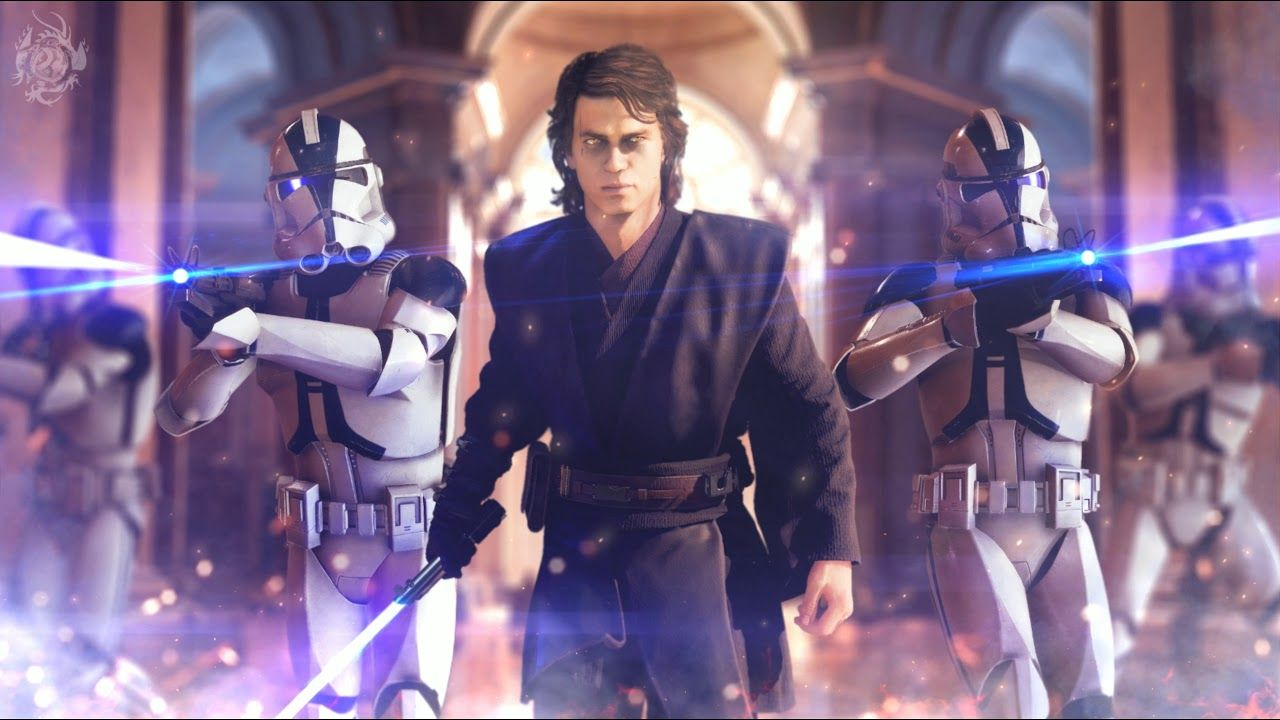 Star Wars Anakin Wallpapers Top Free Star Wars Anakin Backgrounds Wallpaperaccess
