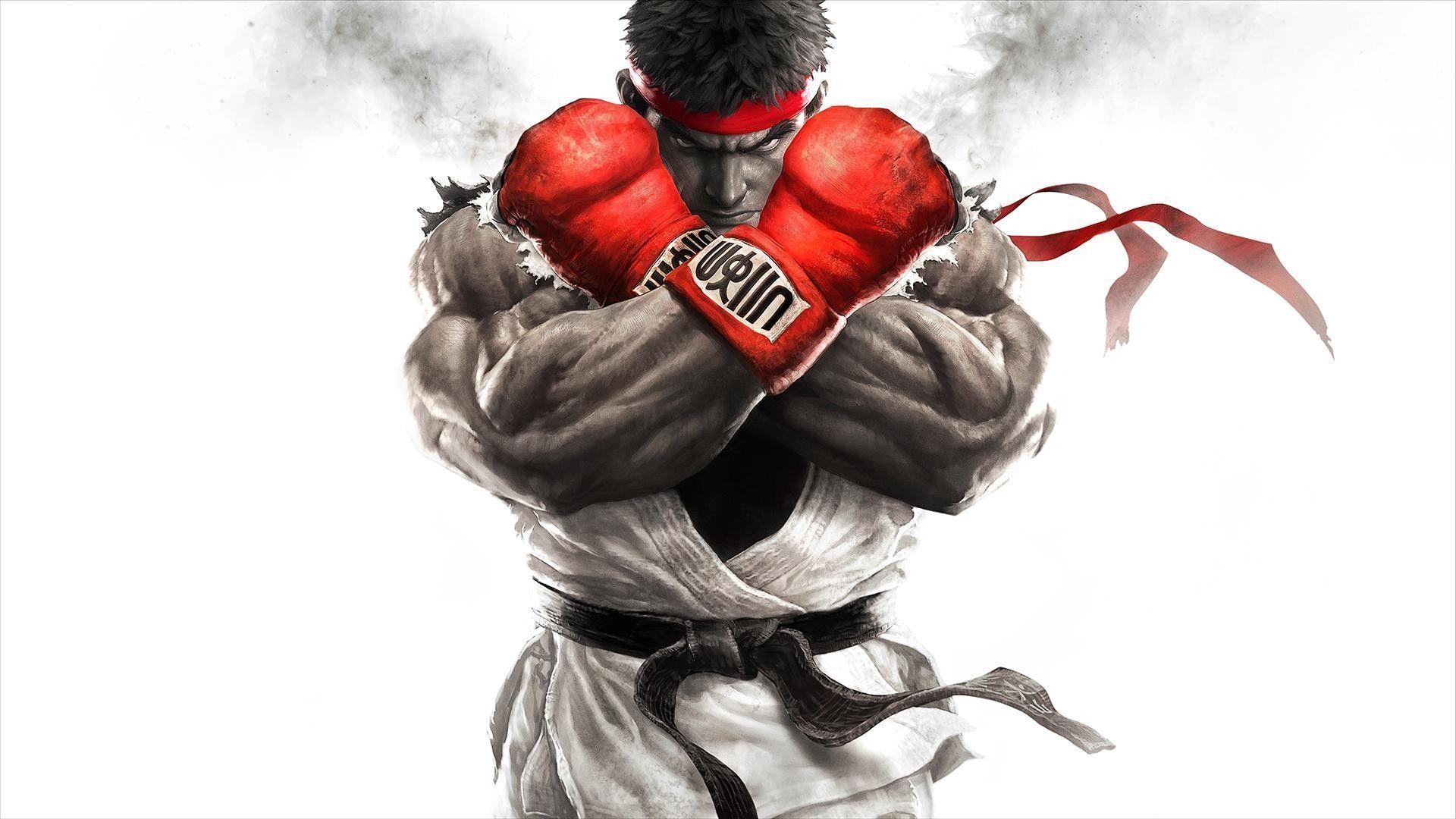 ryu street fighter wallpaper iphone