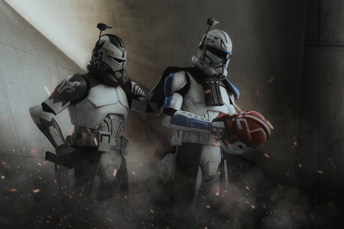 Star Wars Order 66 Wallpapers Top Free Star Wars Order 66 Backgrounds Wallpaperaccess