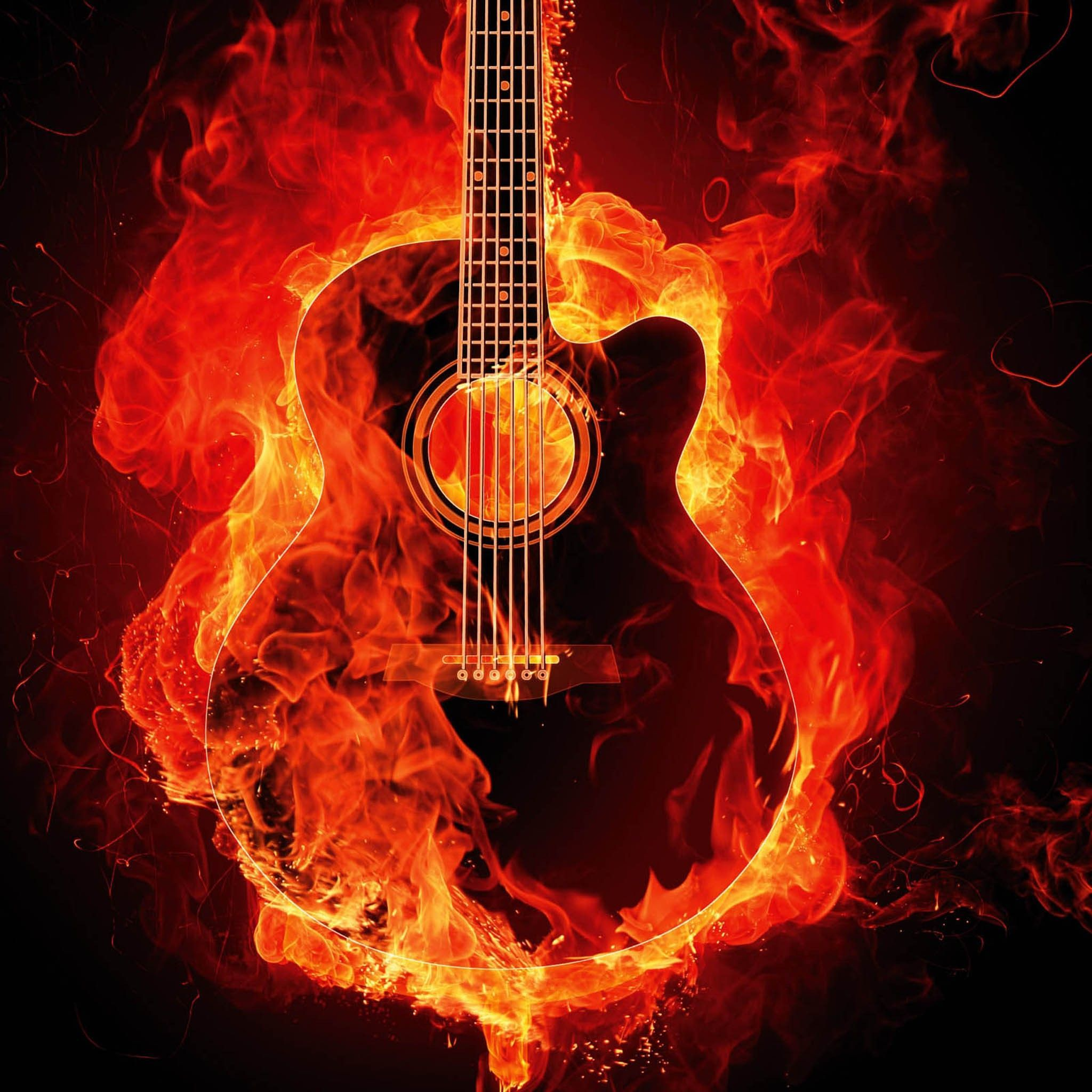 Cool Guitar Wallpapers Top Free Cool Guitar Backgrounds Wallpaperaccess