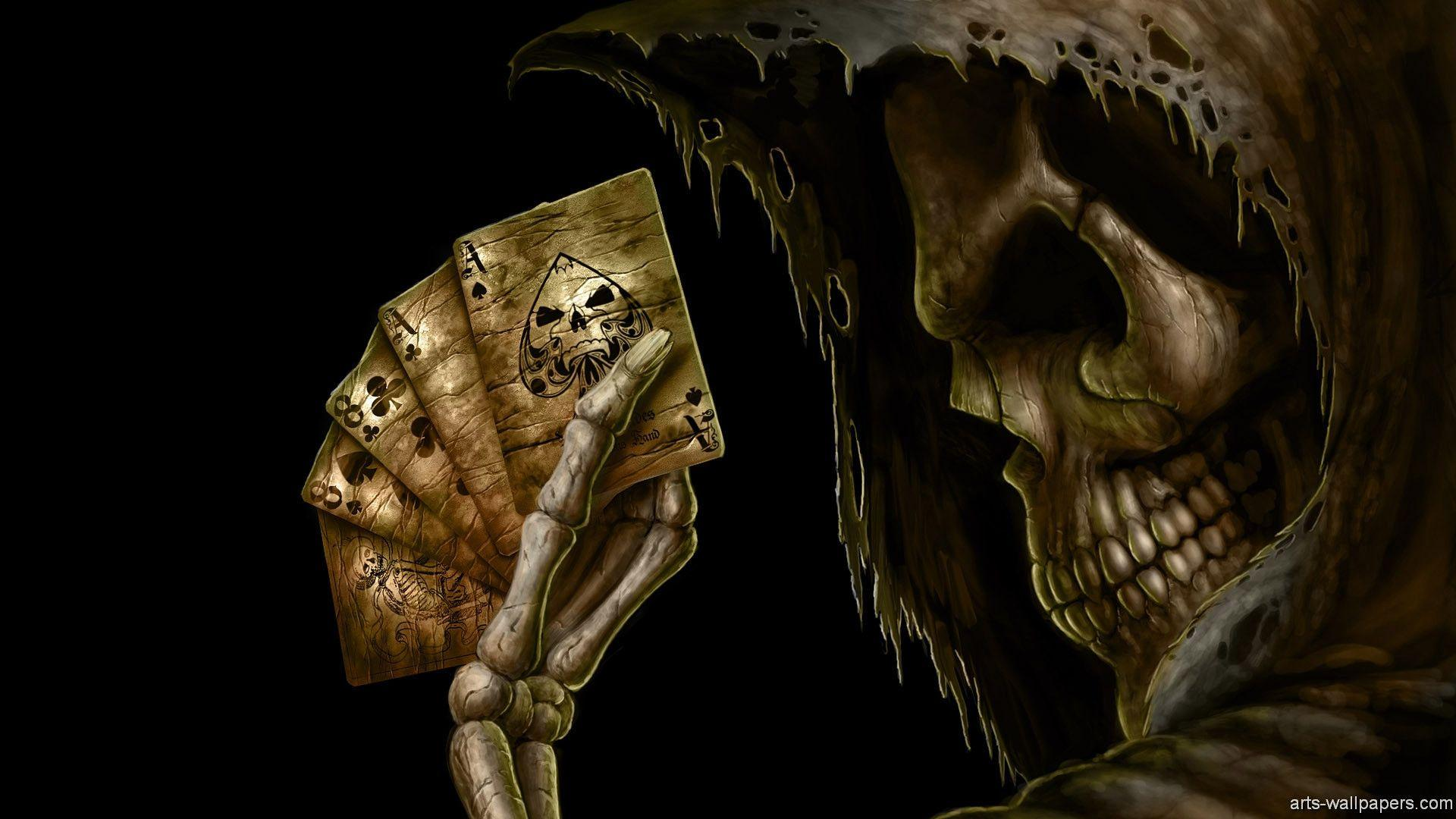 Cool Skull Wallpapers - Top Free Cool
