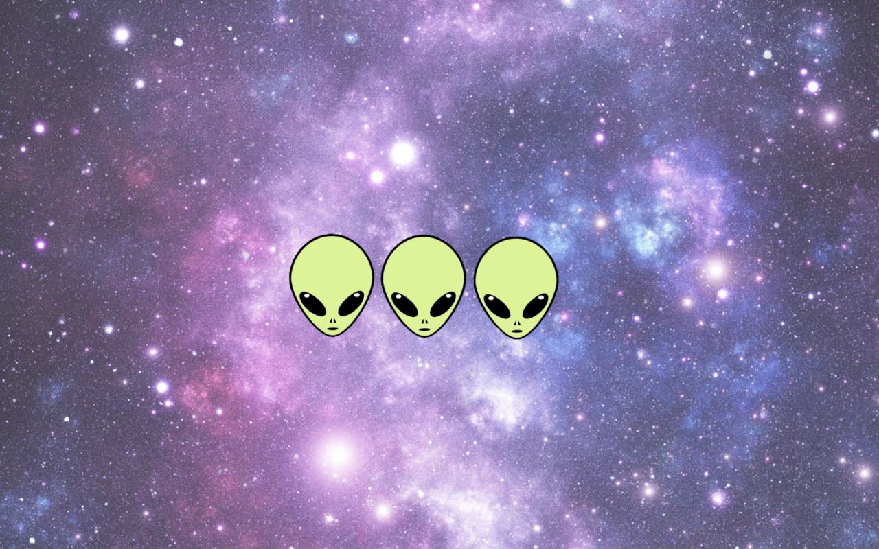 Cute Alien Desktop Wallpapers Top Free Cute Alien Desktop