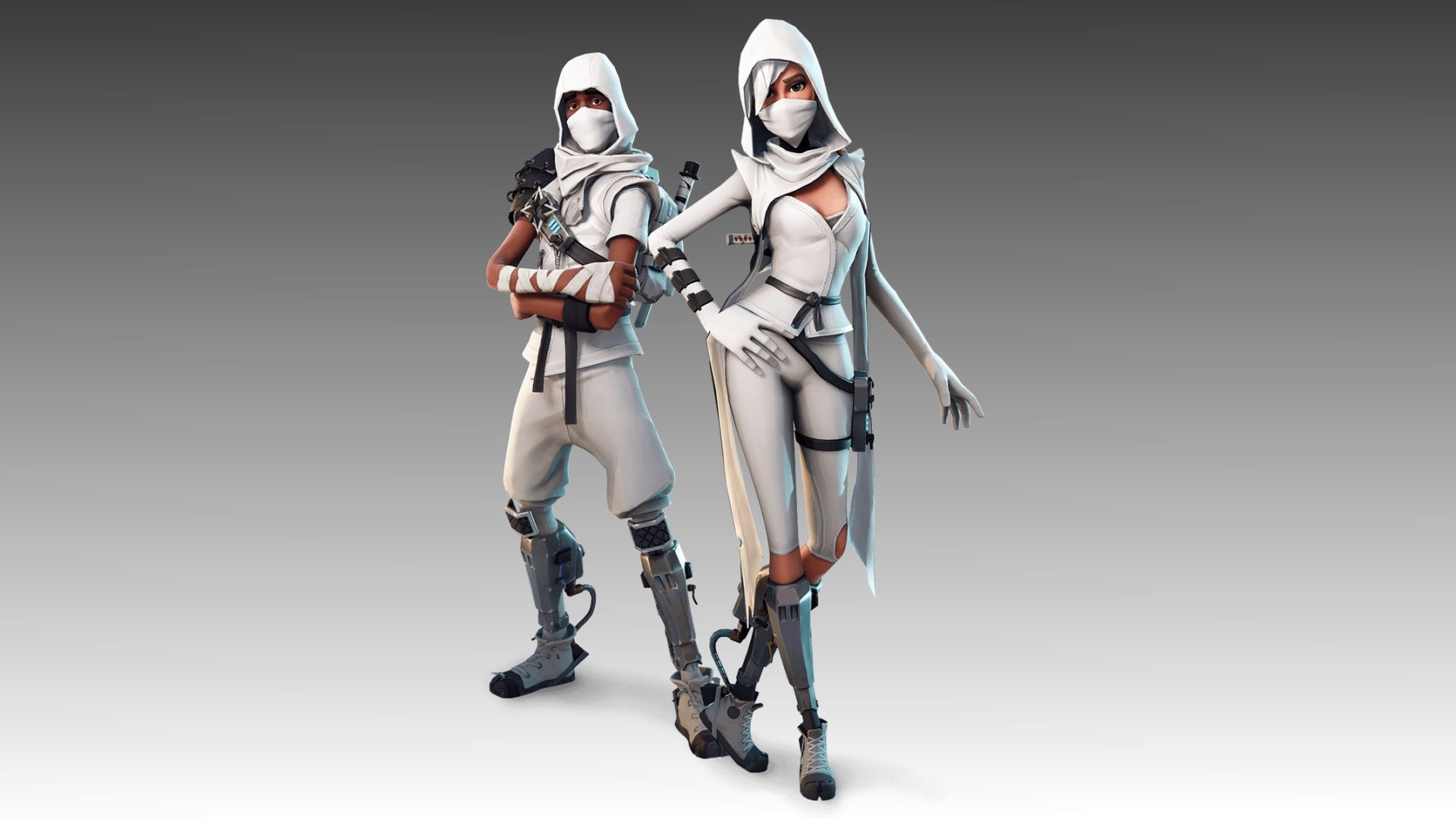 Ninjas From Fortnite Wallpapers Top Free Ninjas From Fortnite