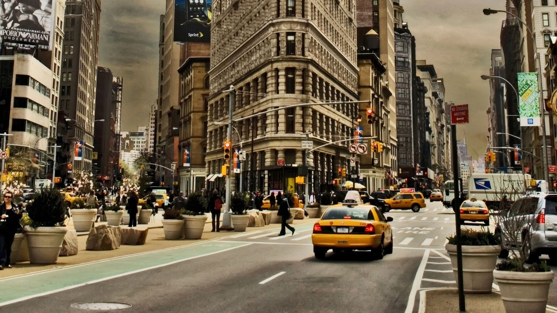 New York Street Wallpapers Top Free New York Street