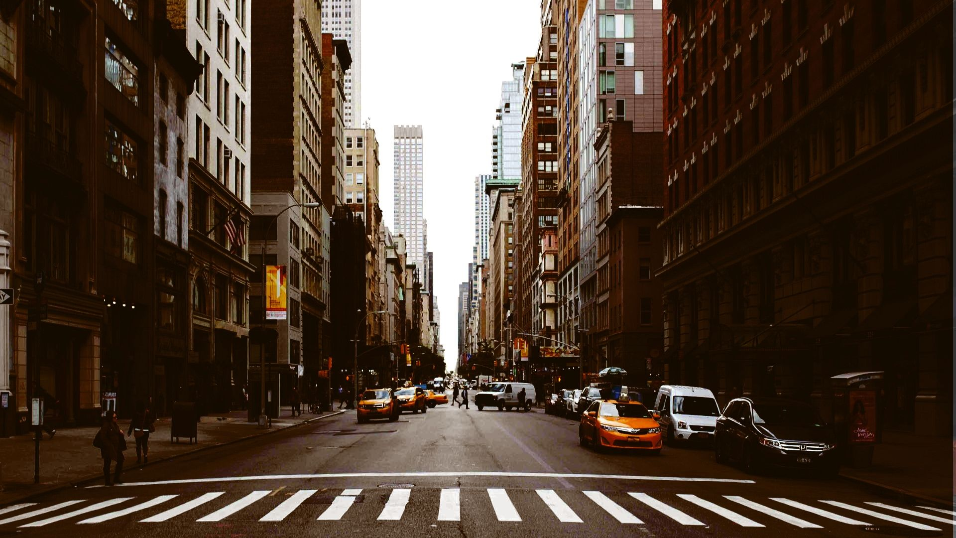 New York City Street Wallpapers Top Free New York City