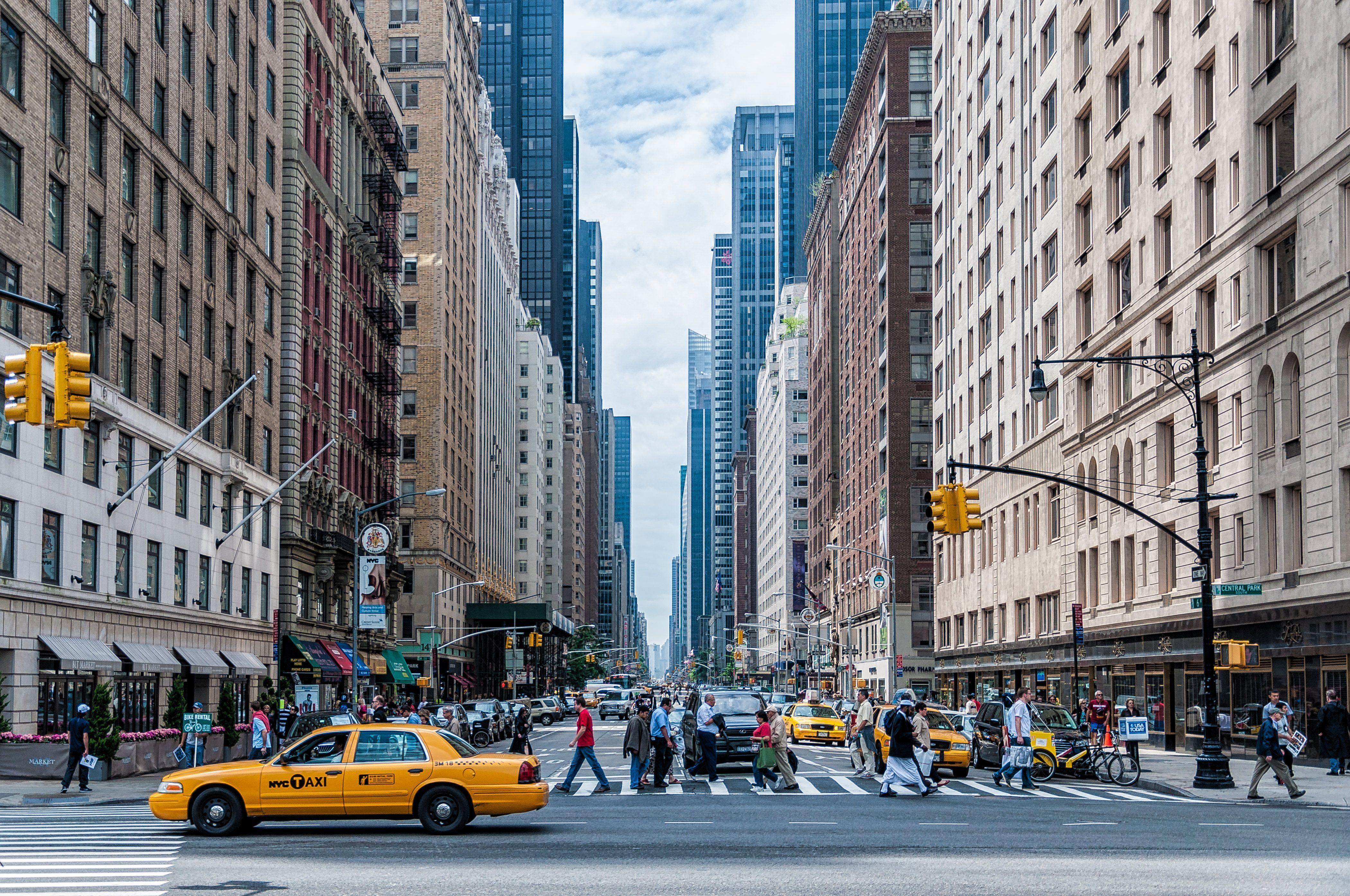 New York Street Wallpapers Top Free New York Street
