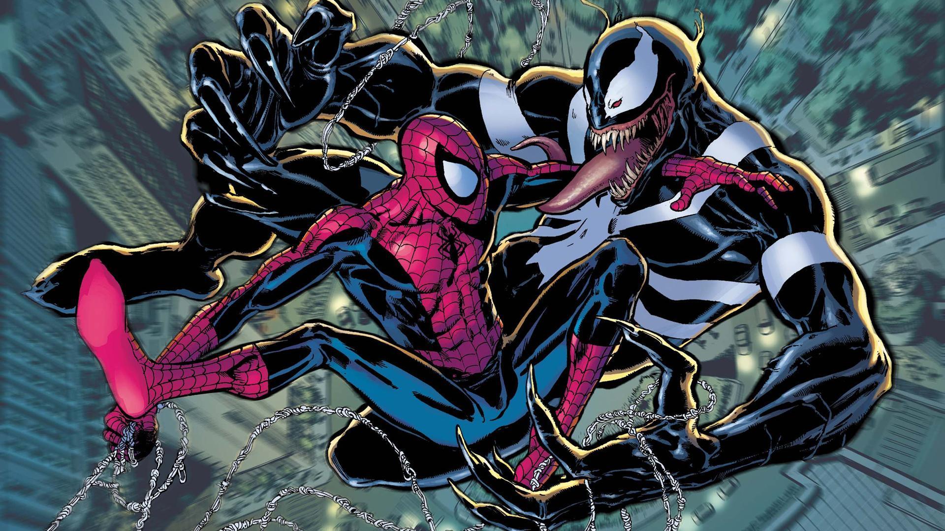 57 Best Free Spider Man Cartoon Wallpapers Wallpaperaccess