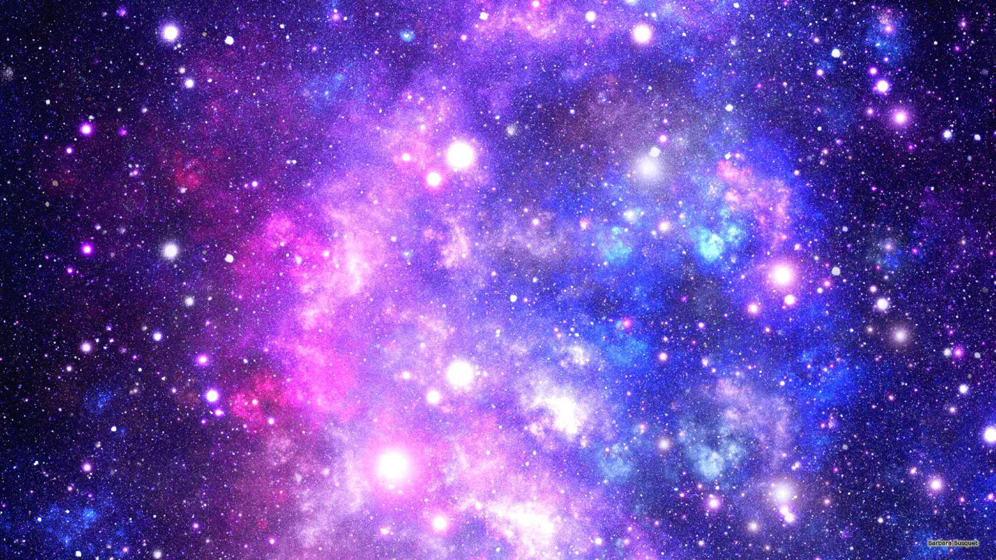 1280x720 4K Space Galaxy