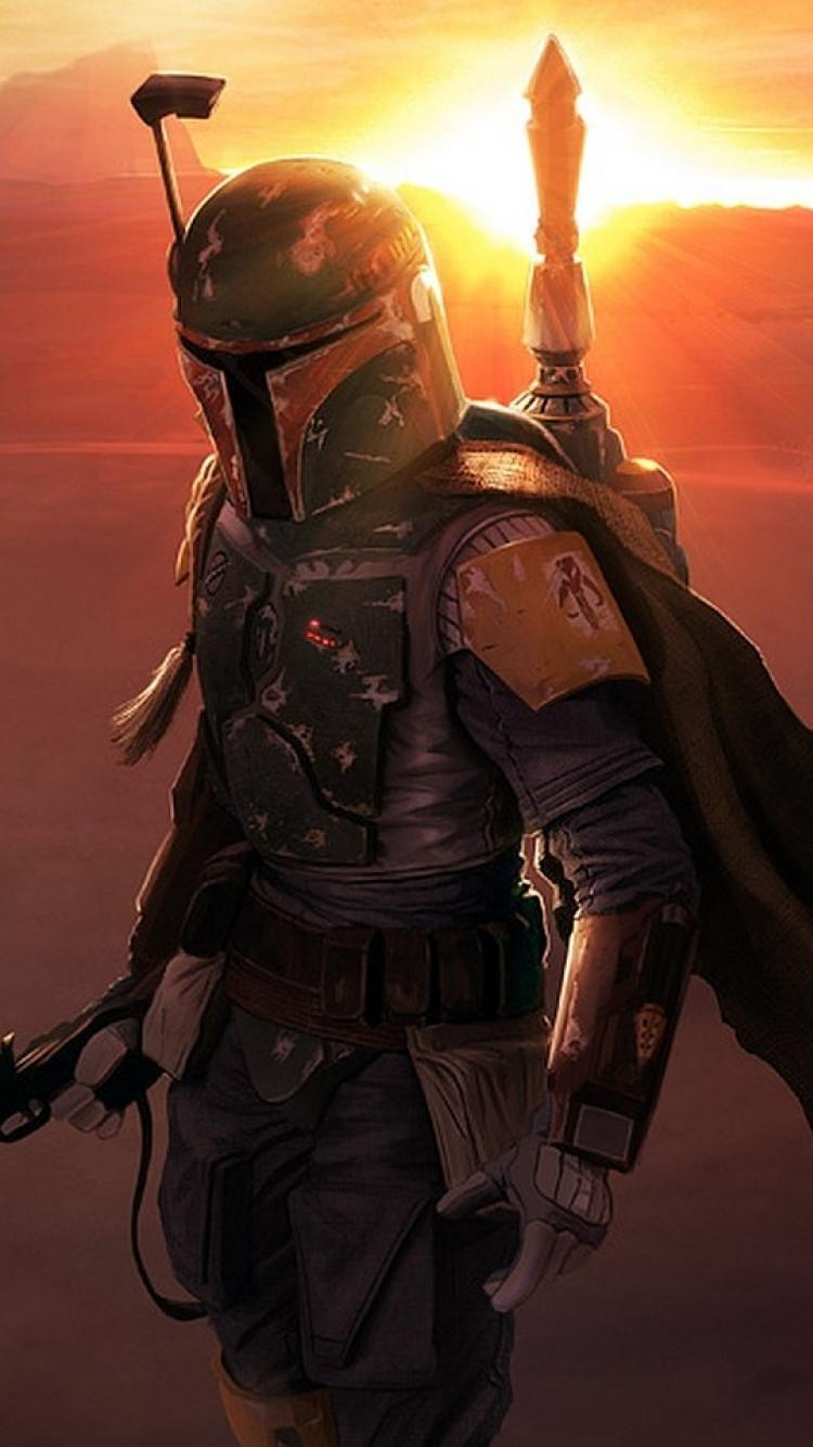 Boba Fett Phone Wallpapers Top Free Boba Fett Phone Backgrounds Wallpaperaccess