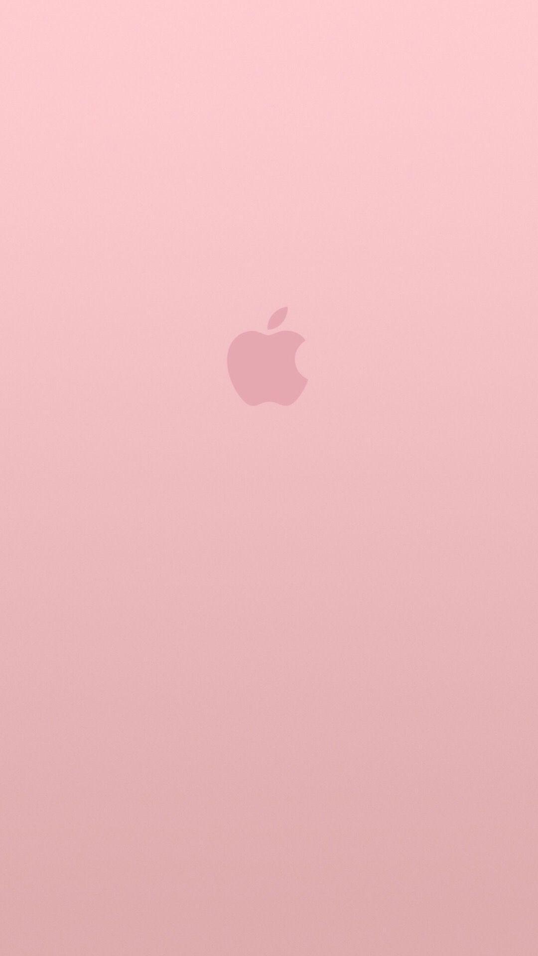 Pink Apple Logo Wallpapers - Top Free ...