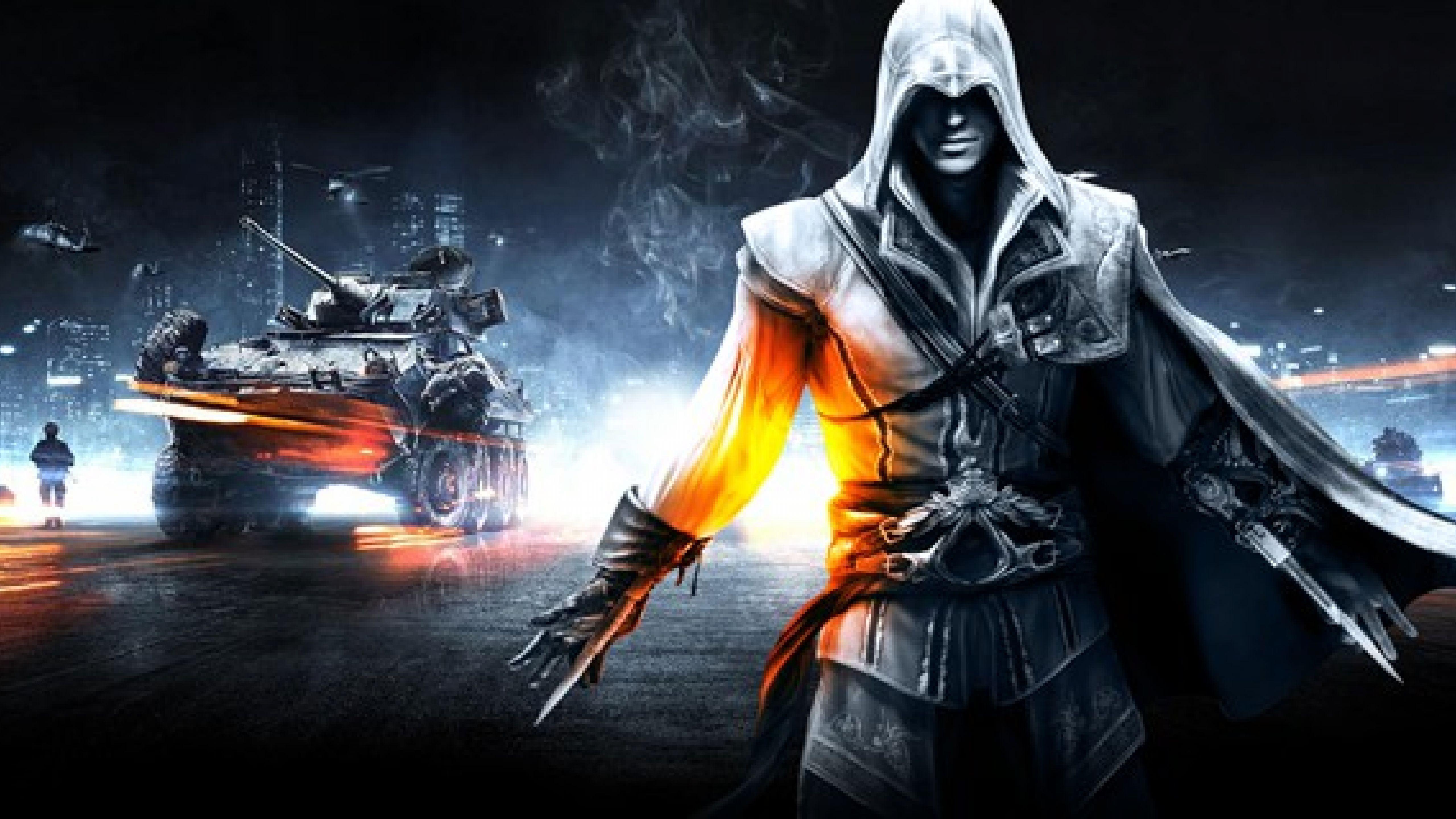 Download 500+ Wallpaper 3d Gamer HD Paling Baru