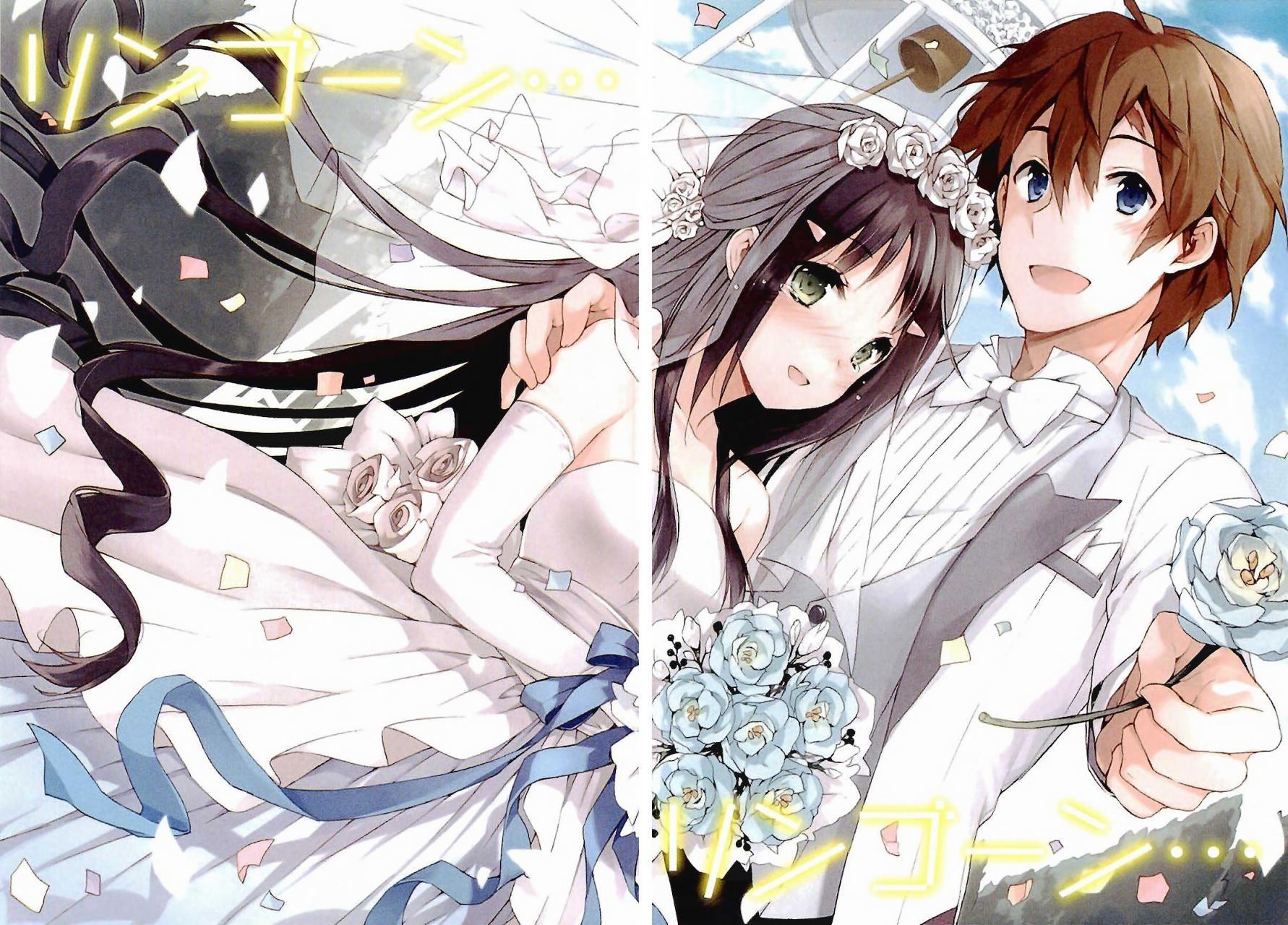 Anime Wedding Wallpapers - Top Free Anime Wedding Backgrounds