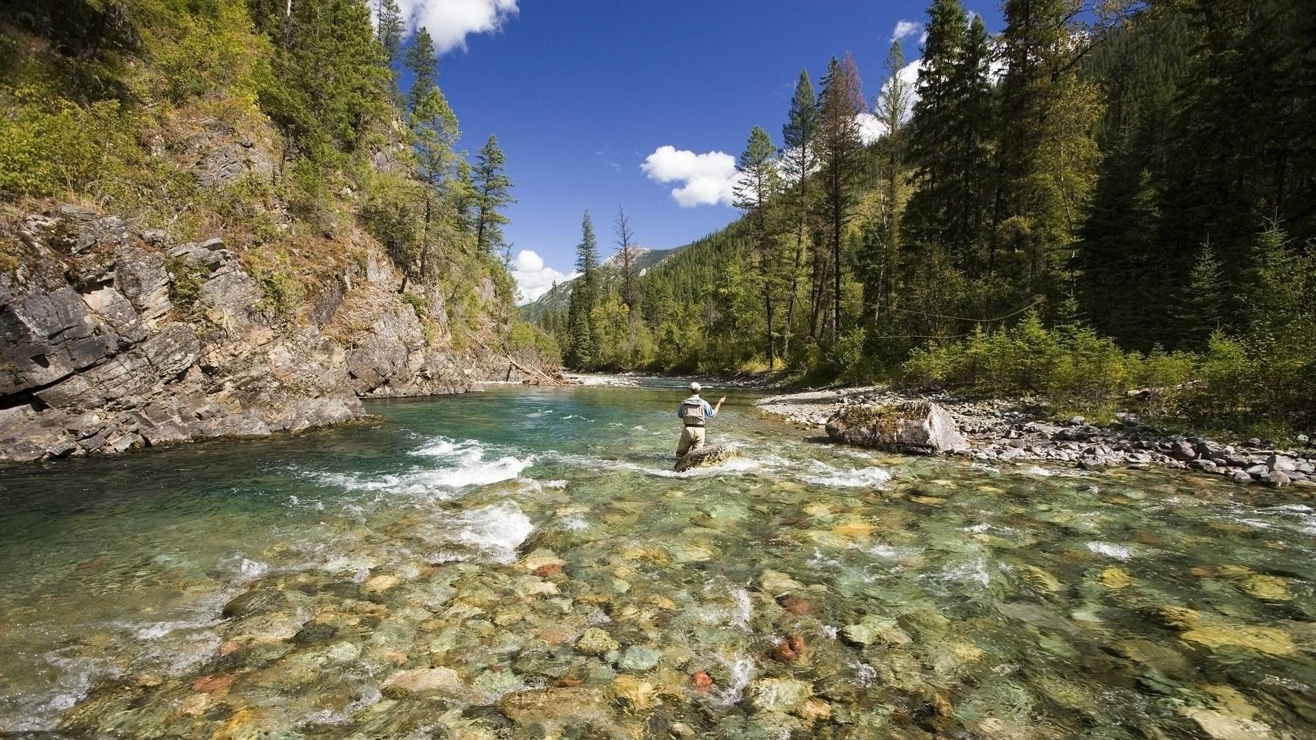 Fly Fishing Wallpapers Top Free Fly Fishing Backgrounds Wallpaperaccess