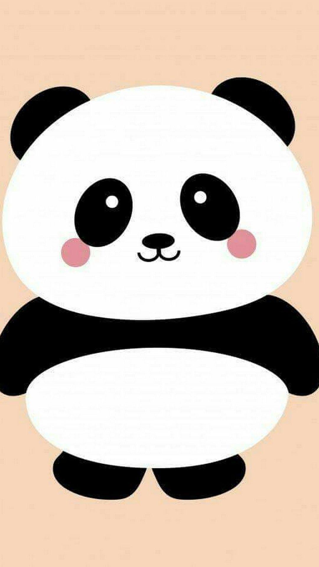 Cute Panda Iphone Wallpapers Top Free Cute Panda Iphone Backgrounds Wallpaperaccess