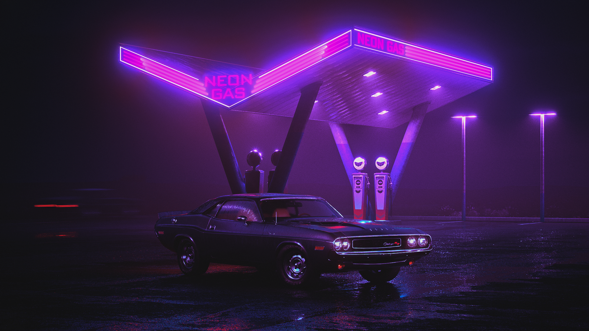 Neon Purple Car Wallpapers Top Free Neon Purple Car Backgrounds Wallpaperaccess