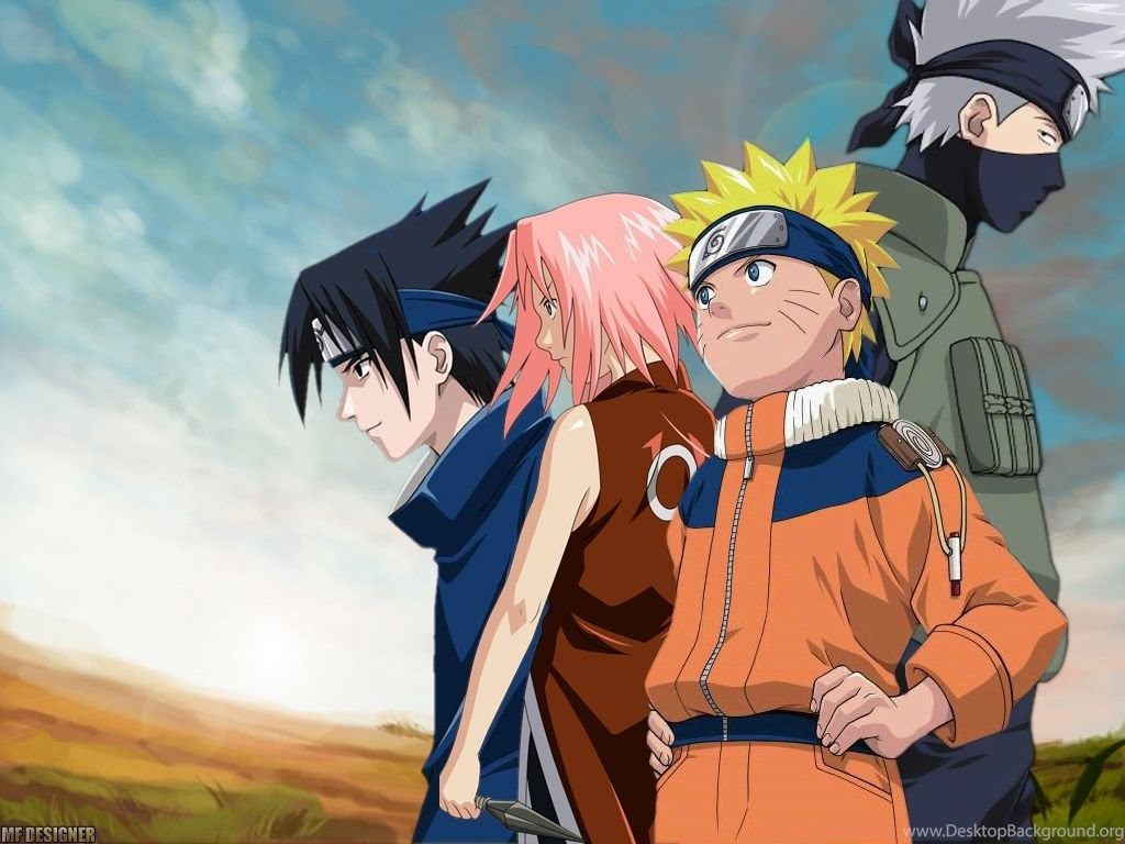Team 7 Naruto Wallpapers Top Free Team 7 Naruto Backgrounds Wallpaperaccess