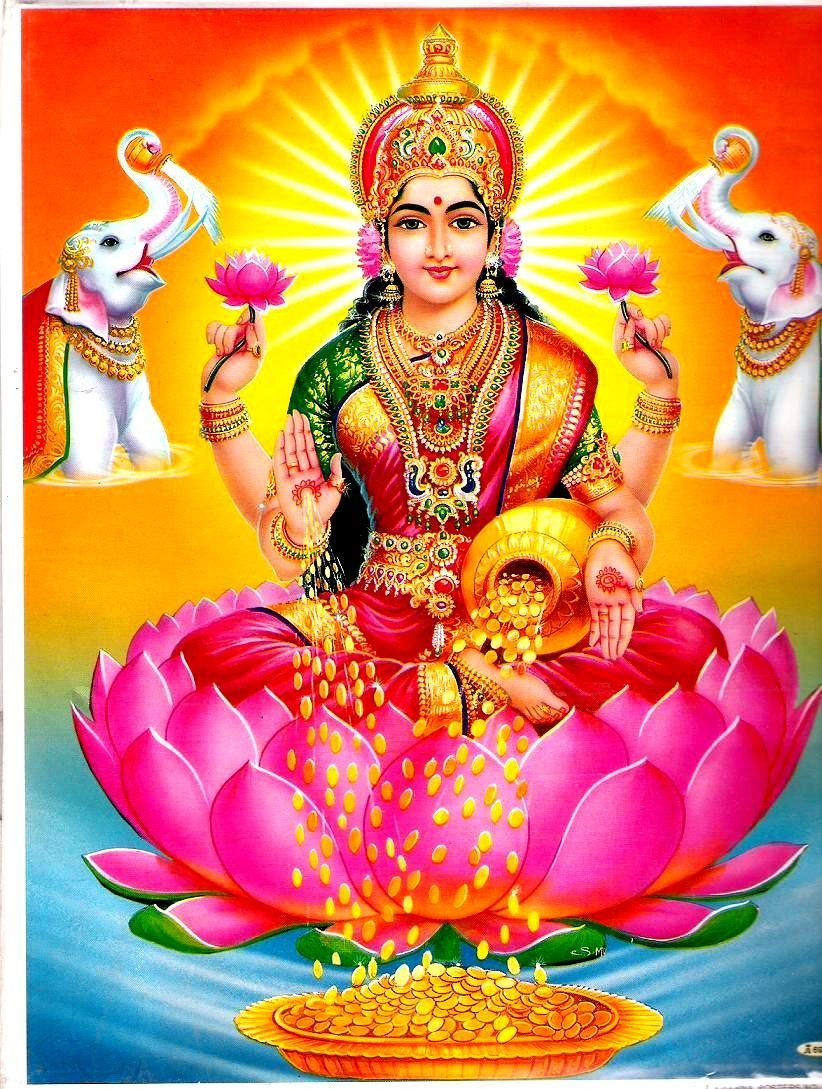 Mahalakshmi Wallpapers - Top Free ...