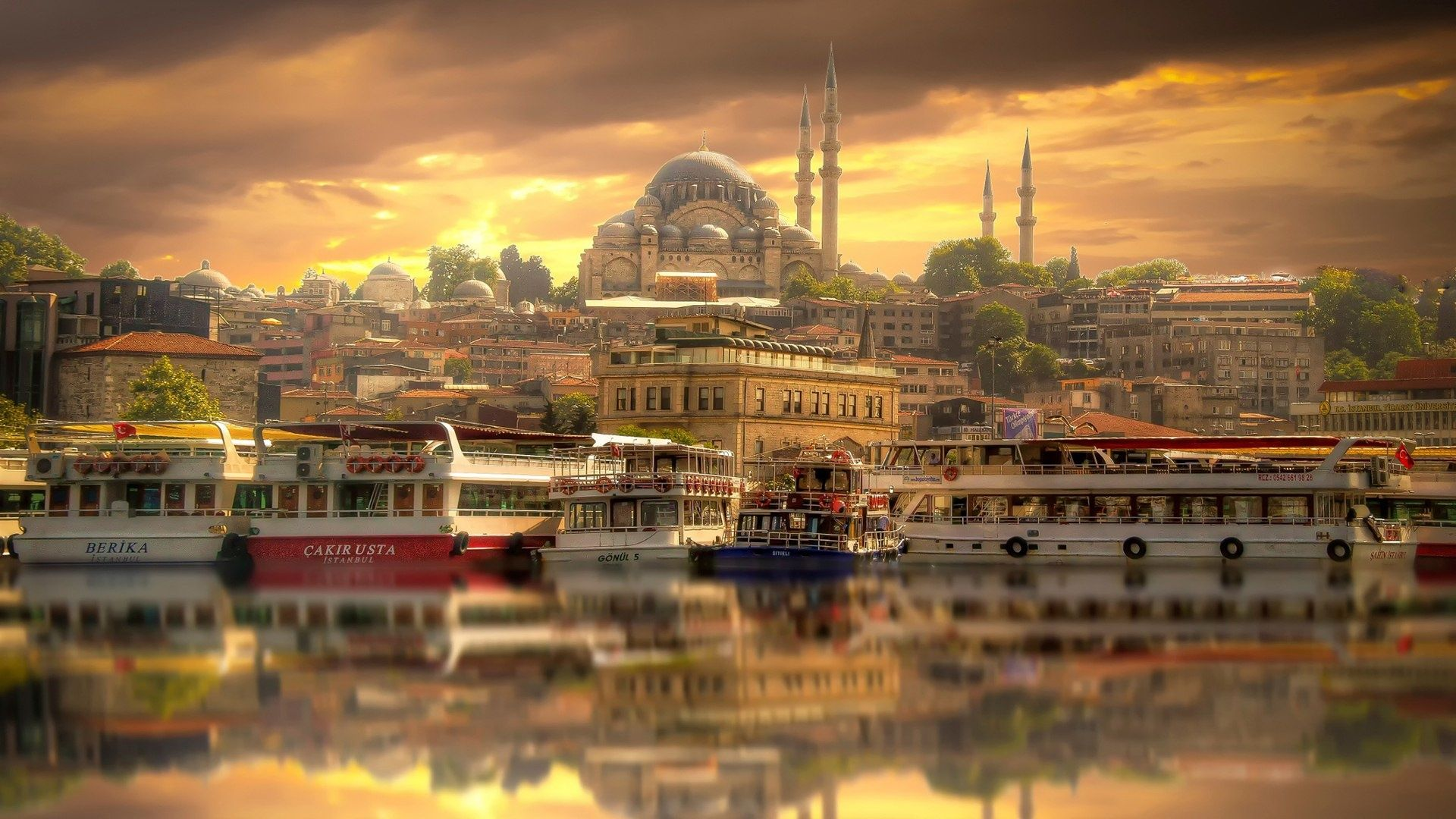 Istanbul Wallpapers Top Free Istanbul Backgrounds
