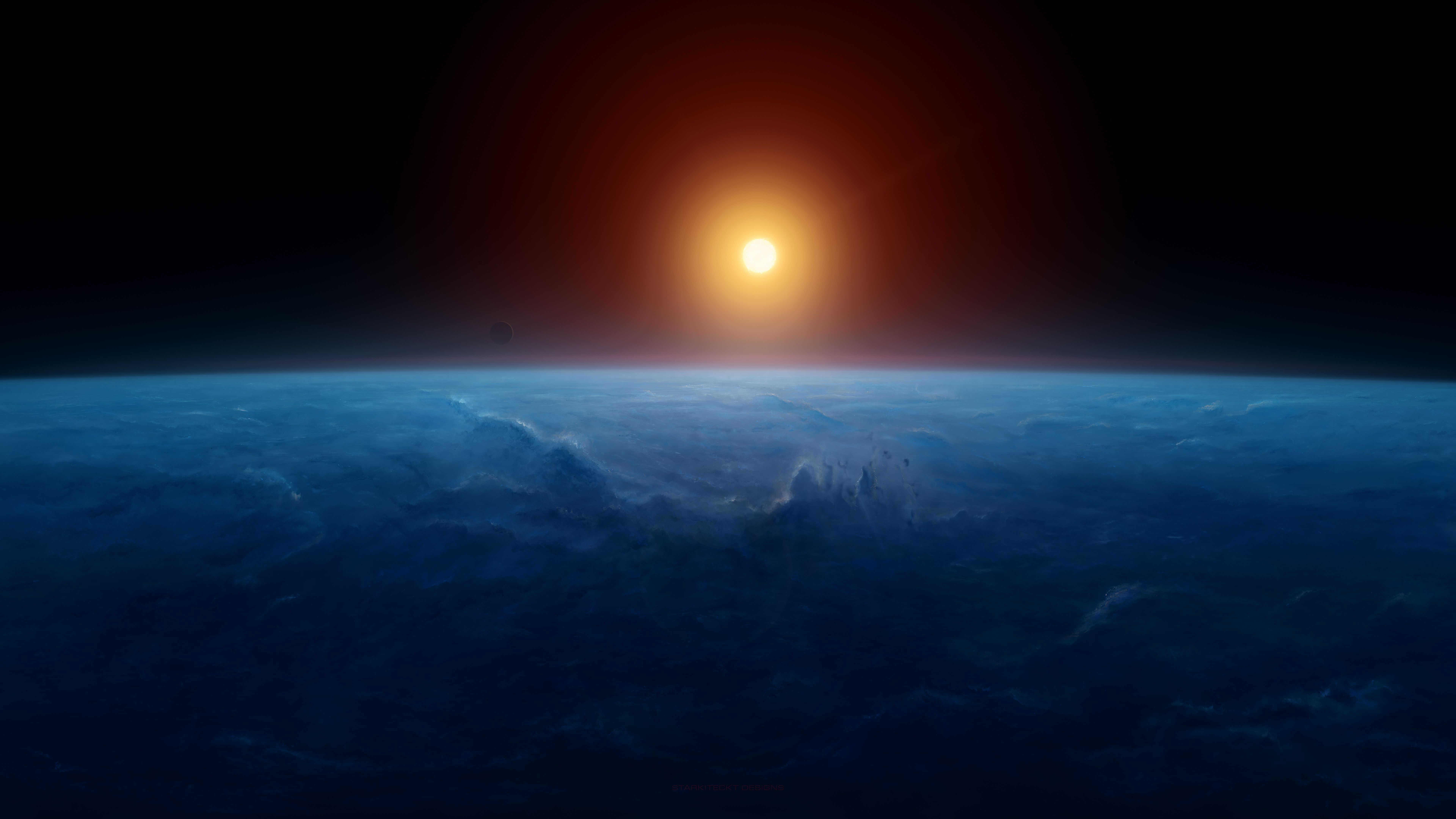 Top Free 8K Space Backgrounds