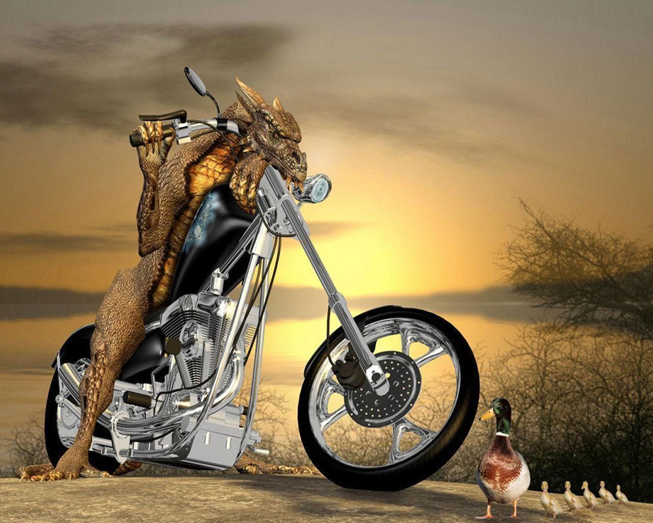 50 Best Free Cool Biker Wallpapers