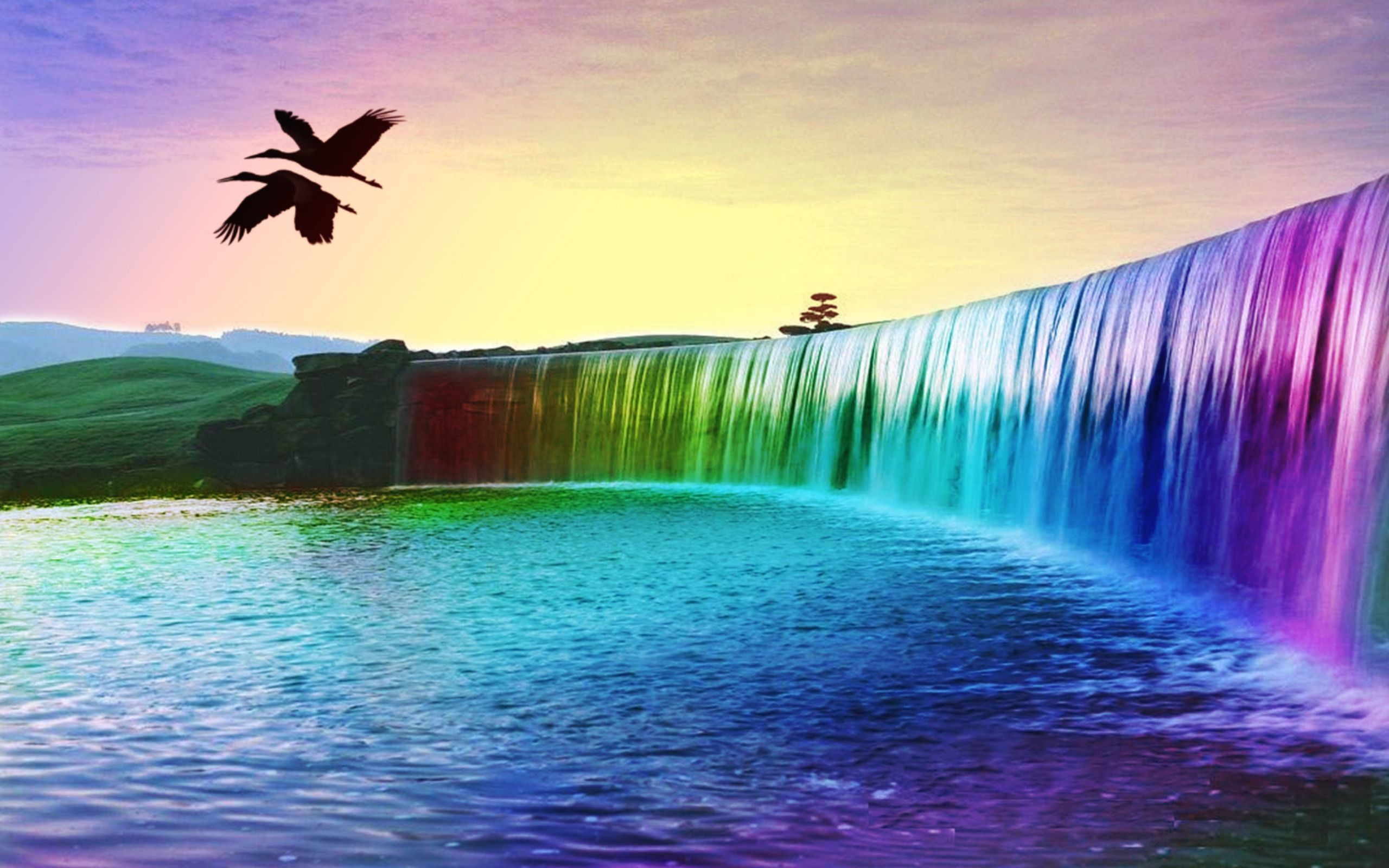 Water Nature Wallpapers Top Free Water Nature Backgrounds Wallpaperaccess