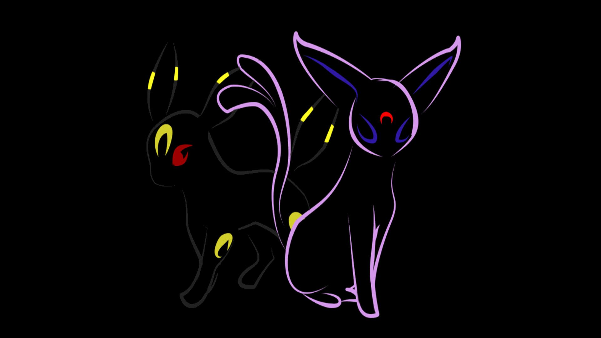 Espeon and Umbreon Wallpapers - Top