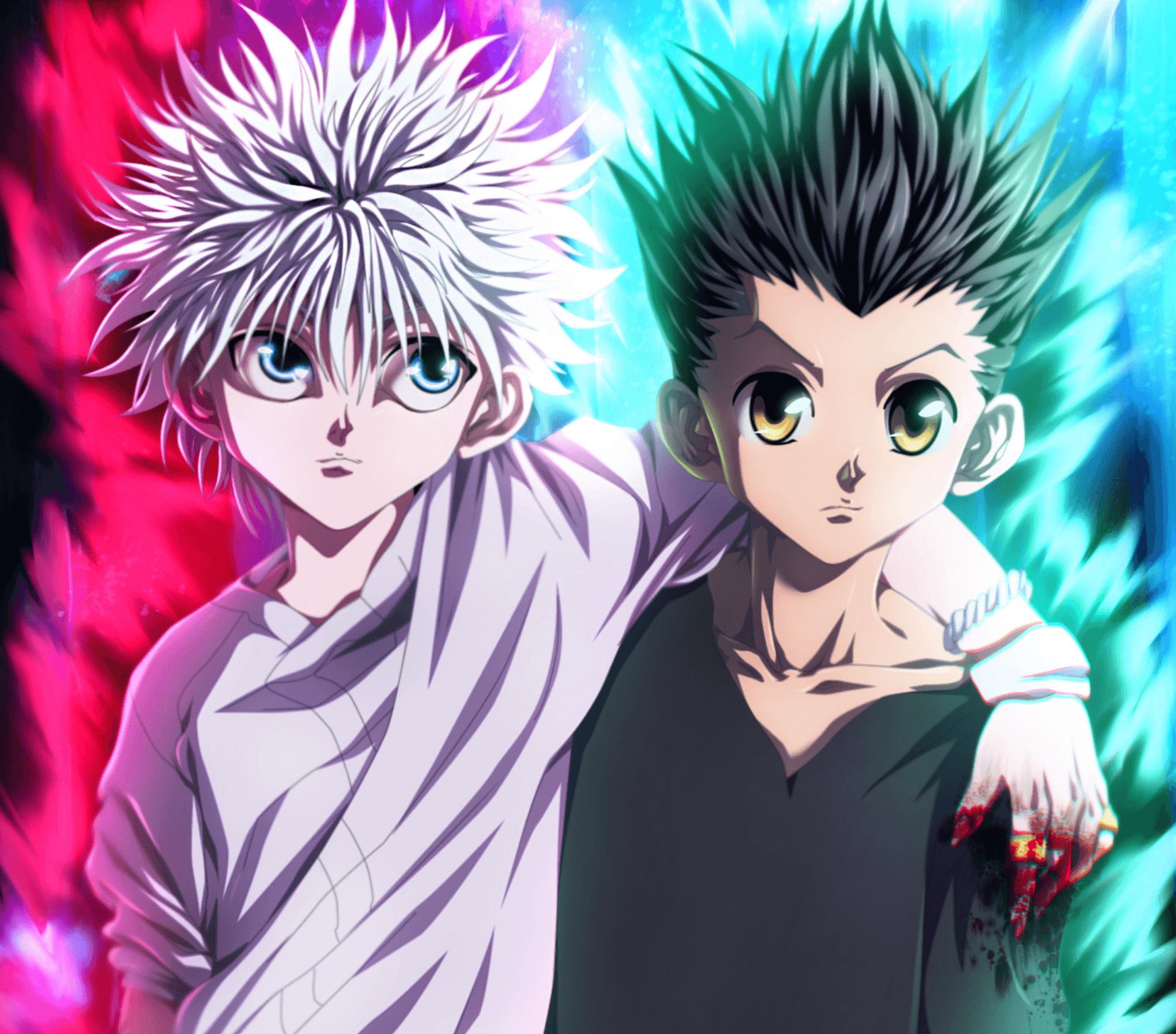 Hunter X Hunter Anime Wallpapers Top Free Hunter X Hunter Anime Backgrounds Wallpaperaccess