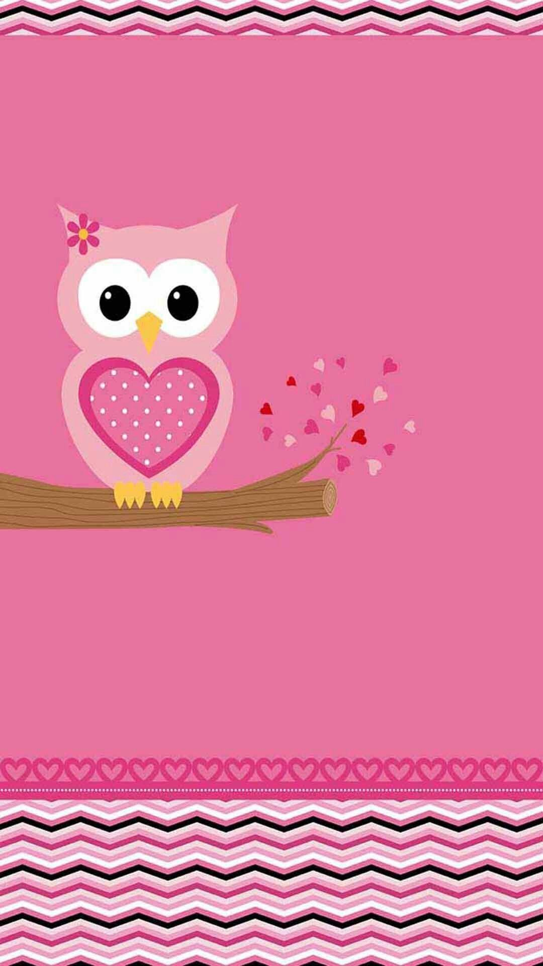 Pink Owl Wallpapers - Top Free Pink Owl ...