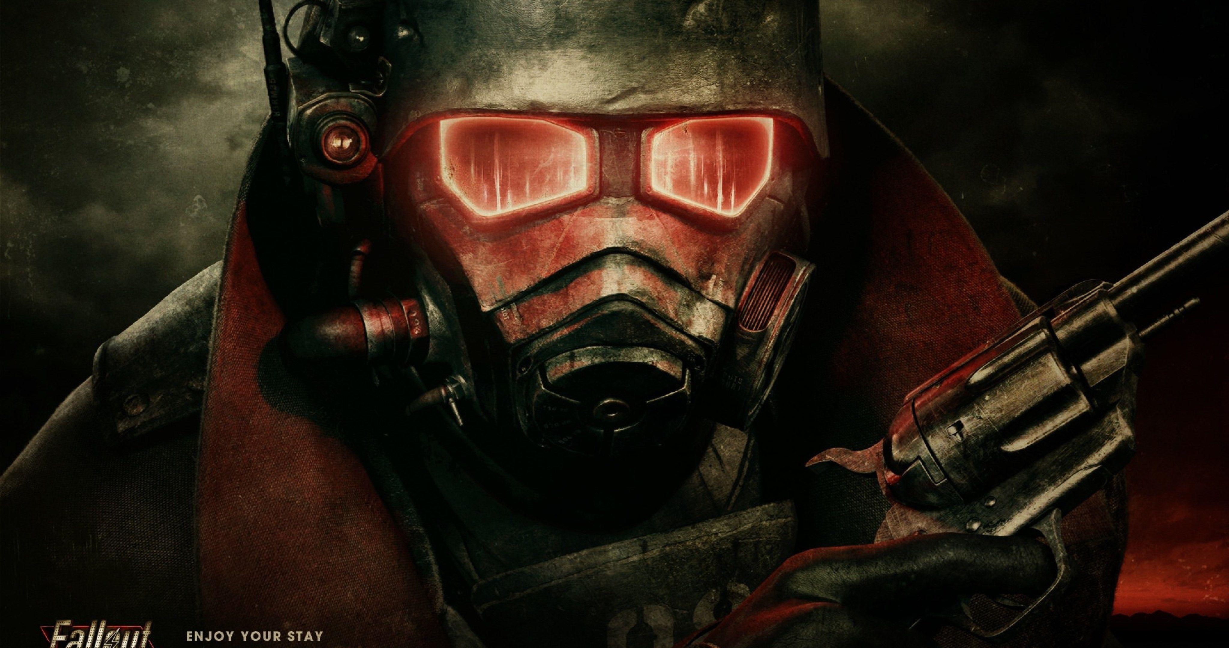 39 best free fallout new vegas 4k wallpapers wallpaperaccess - Fallout new vegas skyline ...