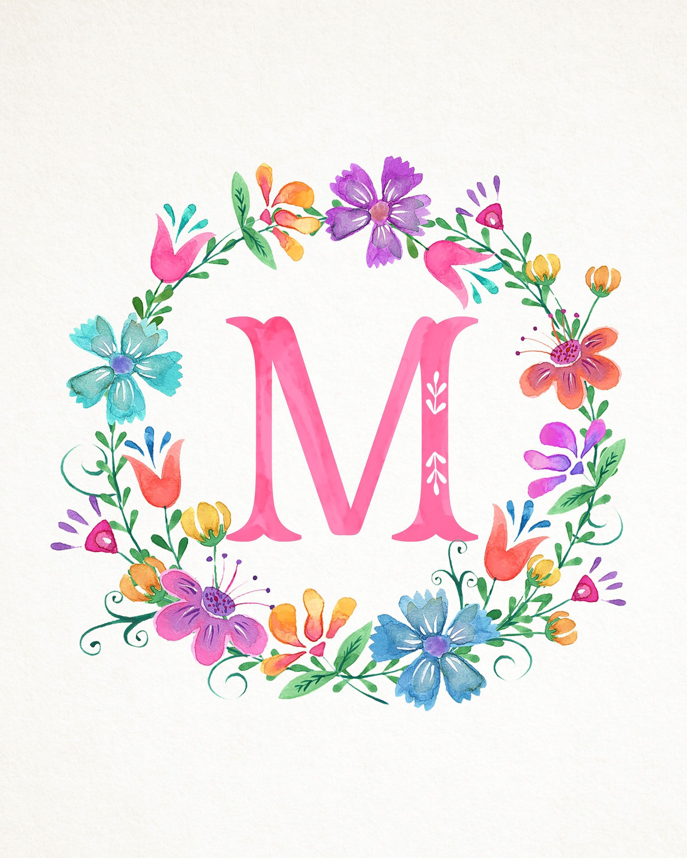 Cute Letter M Wallpapers Top Free Cute Letter M Backgrounds Wallpaperaccess