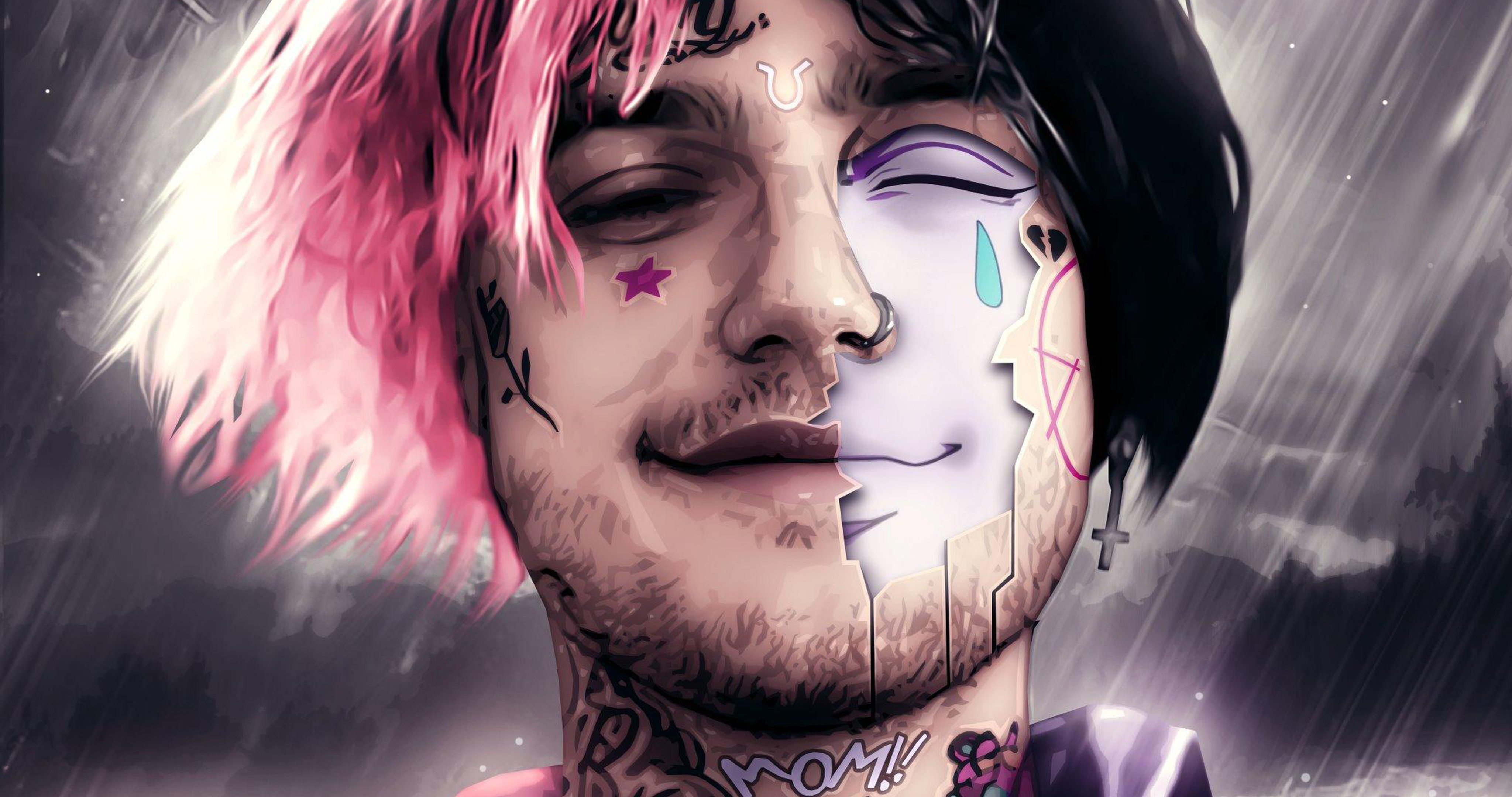 Lil Peep Pc Wallpapers Top Free Lil Peep Pc Backgrounds Wallpaperaccess