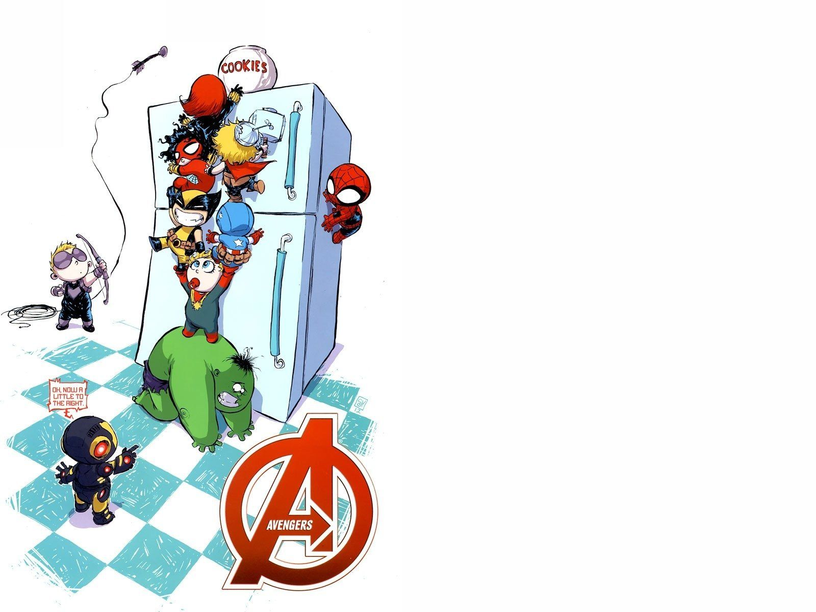 Funny Avengers Wallpapers - Top Free Funny Avengers