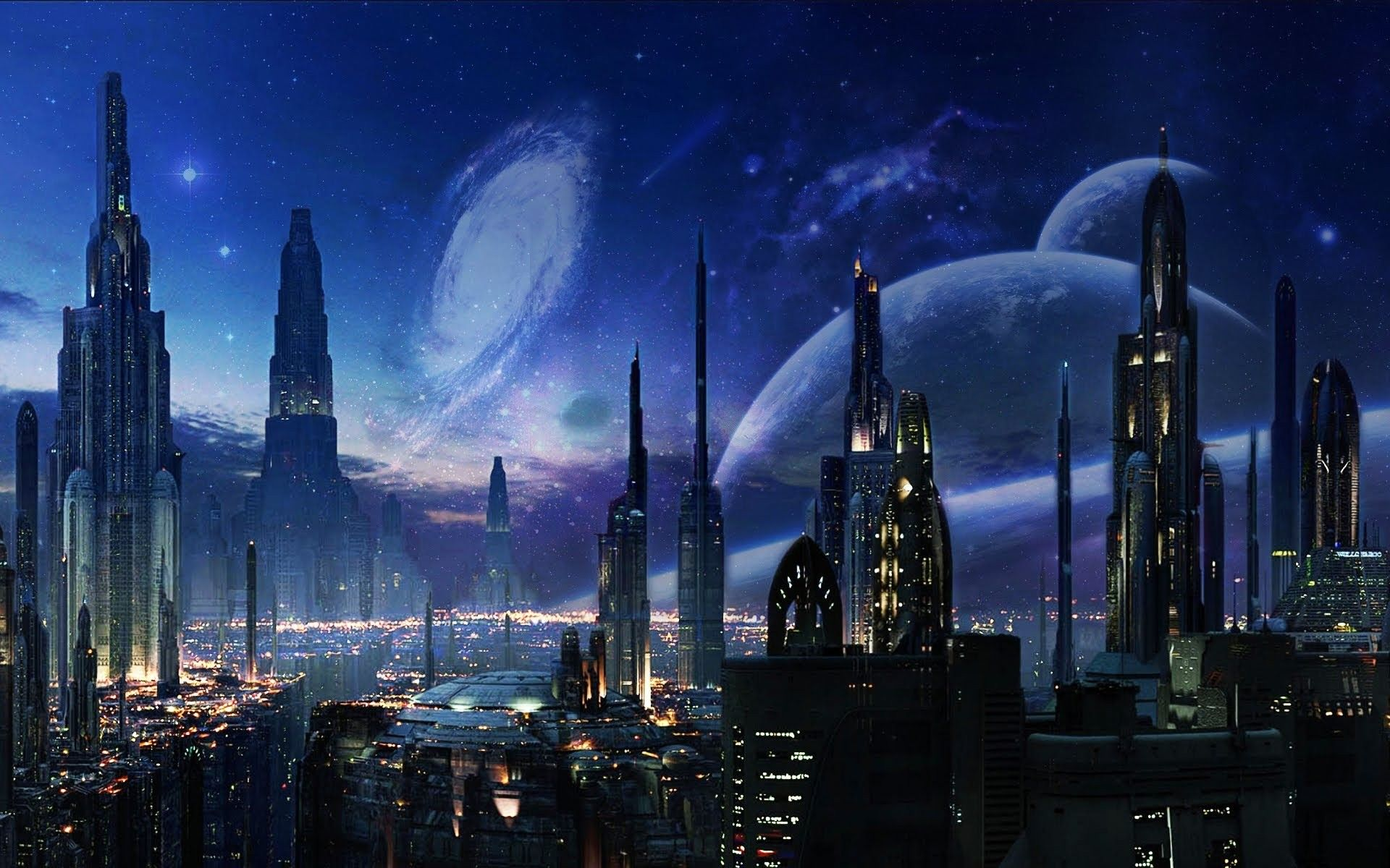 Best Free Future Space City Wallpapers Jpg 1920x1200 Cool