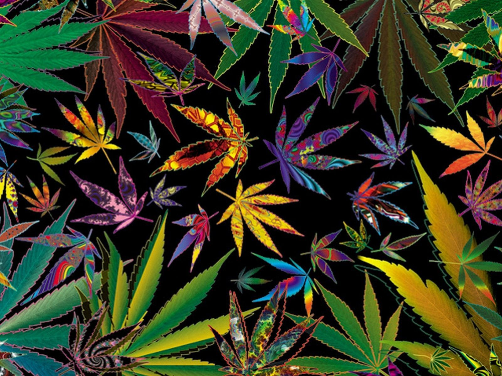 Trippy Marijuana Wallpapers Top Free Trippy Marijuana