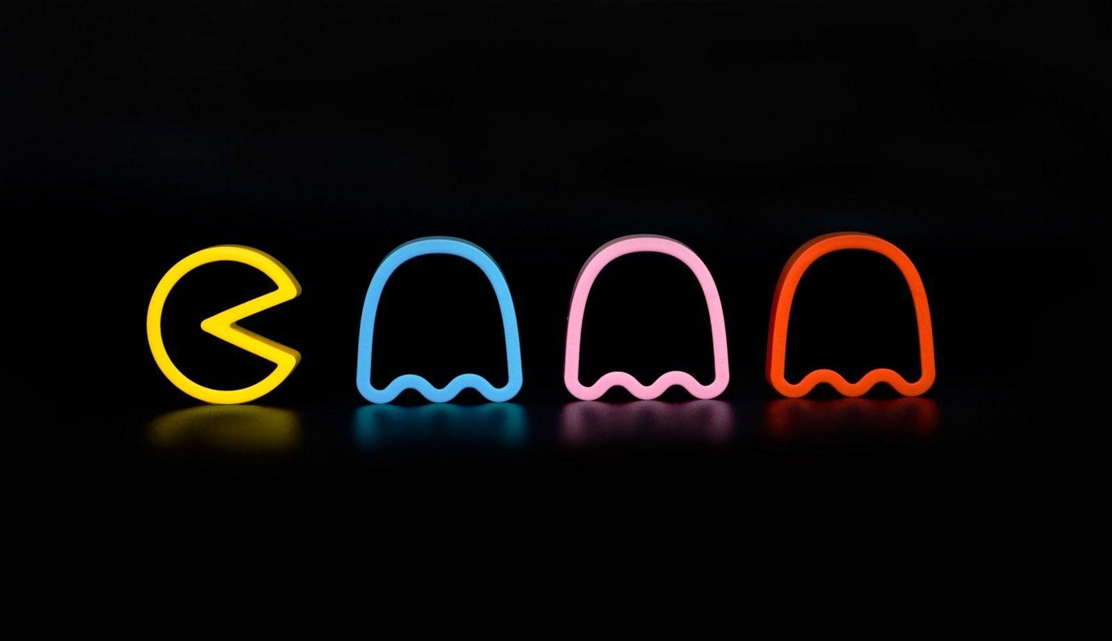 Hd Pacman Wallpapers Top Free Hd Pacman Backgrounds Wallpaperaccess