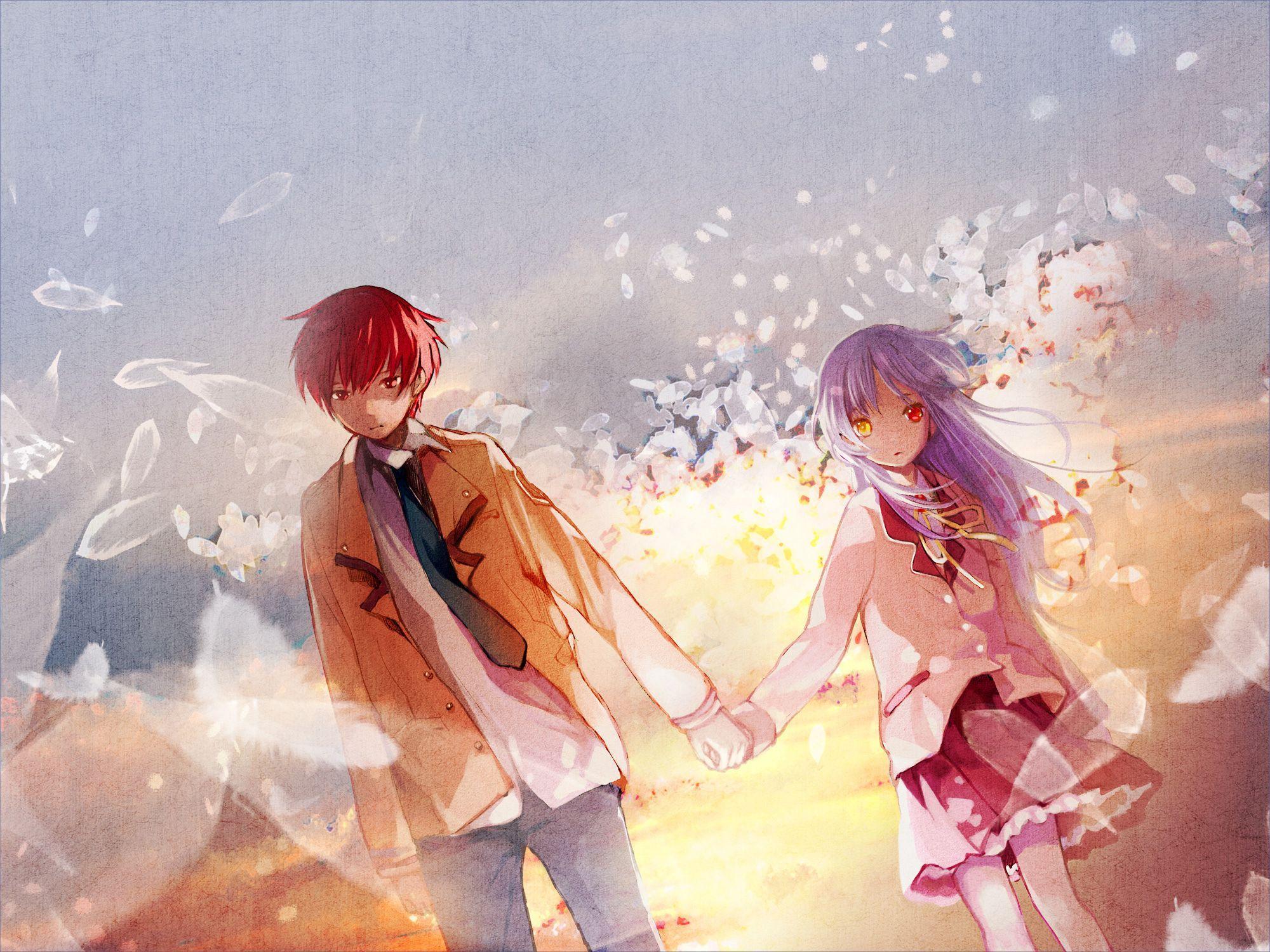 7200 Koleksi Wallpaper Anime Romantis Keren HD Terbaru