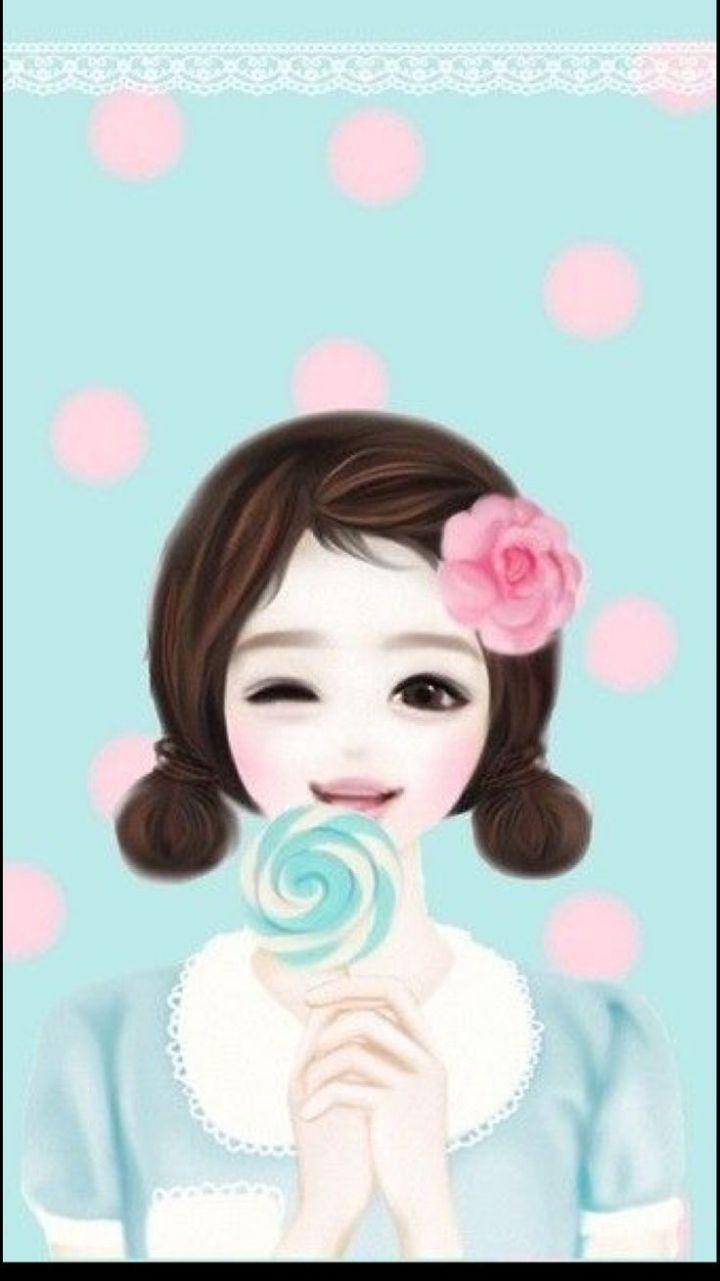 Cute Korean cartoon Wallpapers - Top Free Cute Korean ...