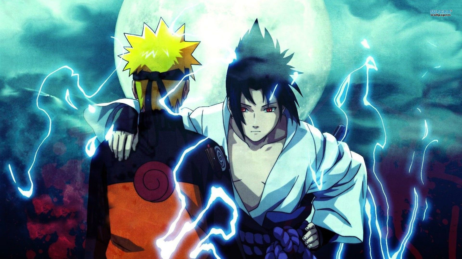 Naruto And Sasuke Wallpapers Top Free Naruto And Sasuke