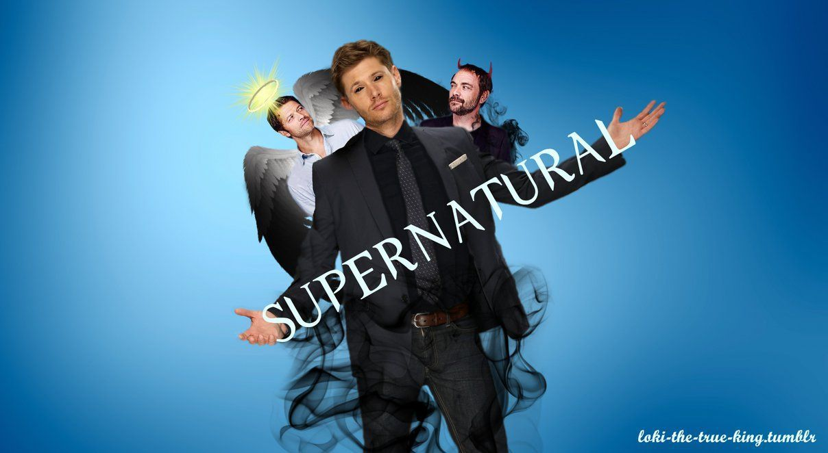 Supernatural Laptop Wallpapers Top Free Supernatural Laptop Backgrounds Wallpaperaccess