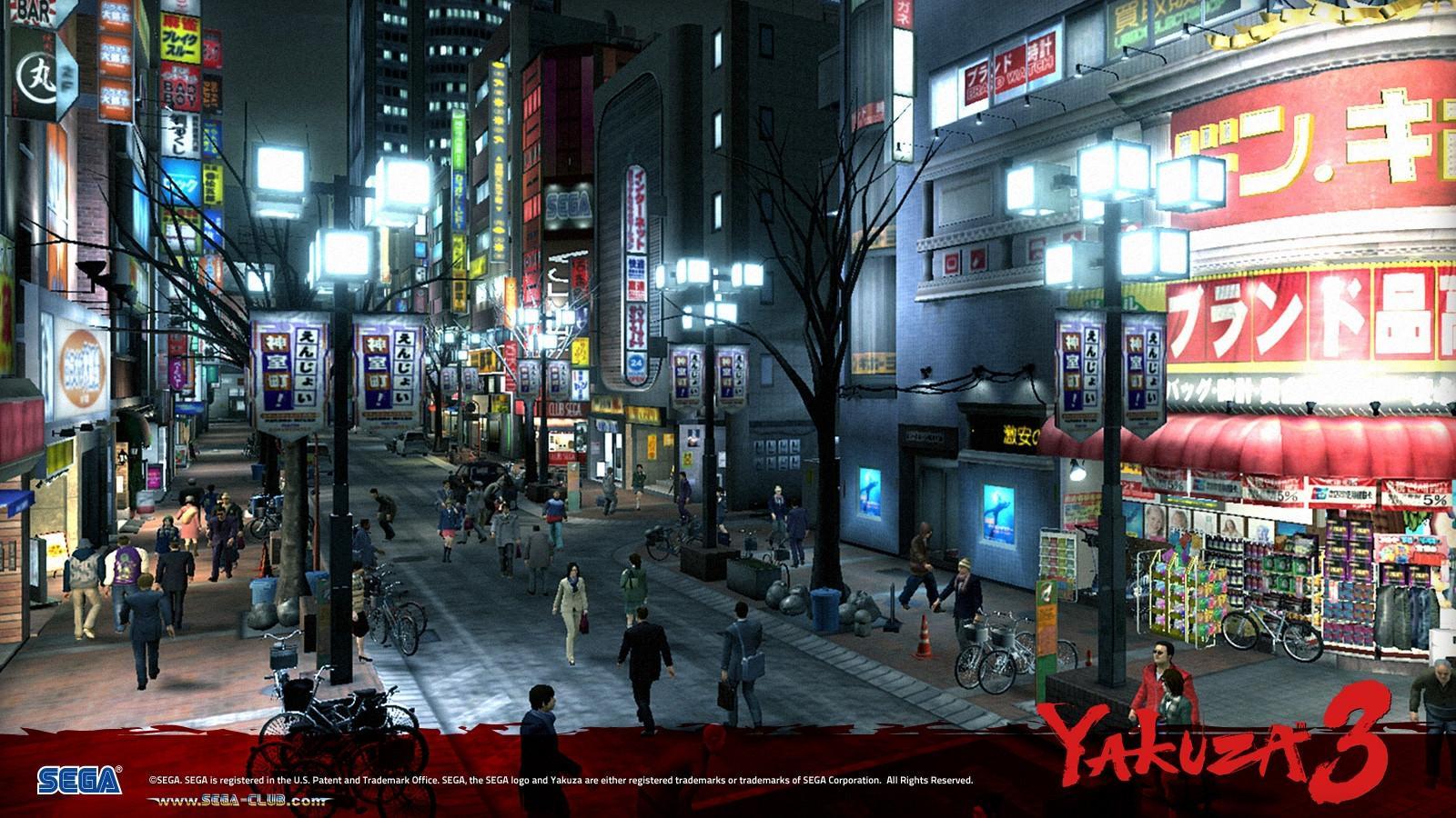 Yakuza 3 Wallpapers - Top Free Yakuza 3 Backgrounds