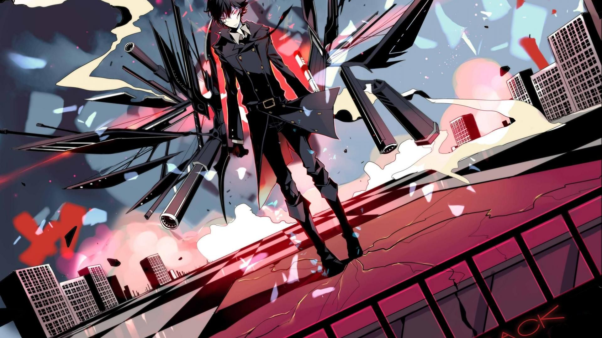 Badass Anime Wallpapers Top Free Badass Anime Backgrounds