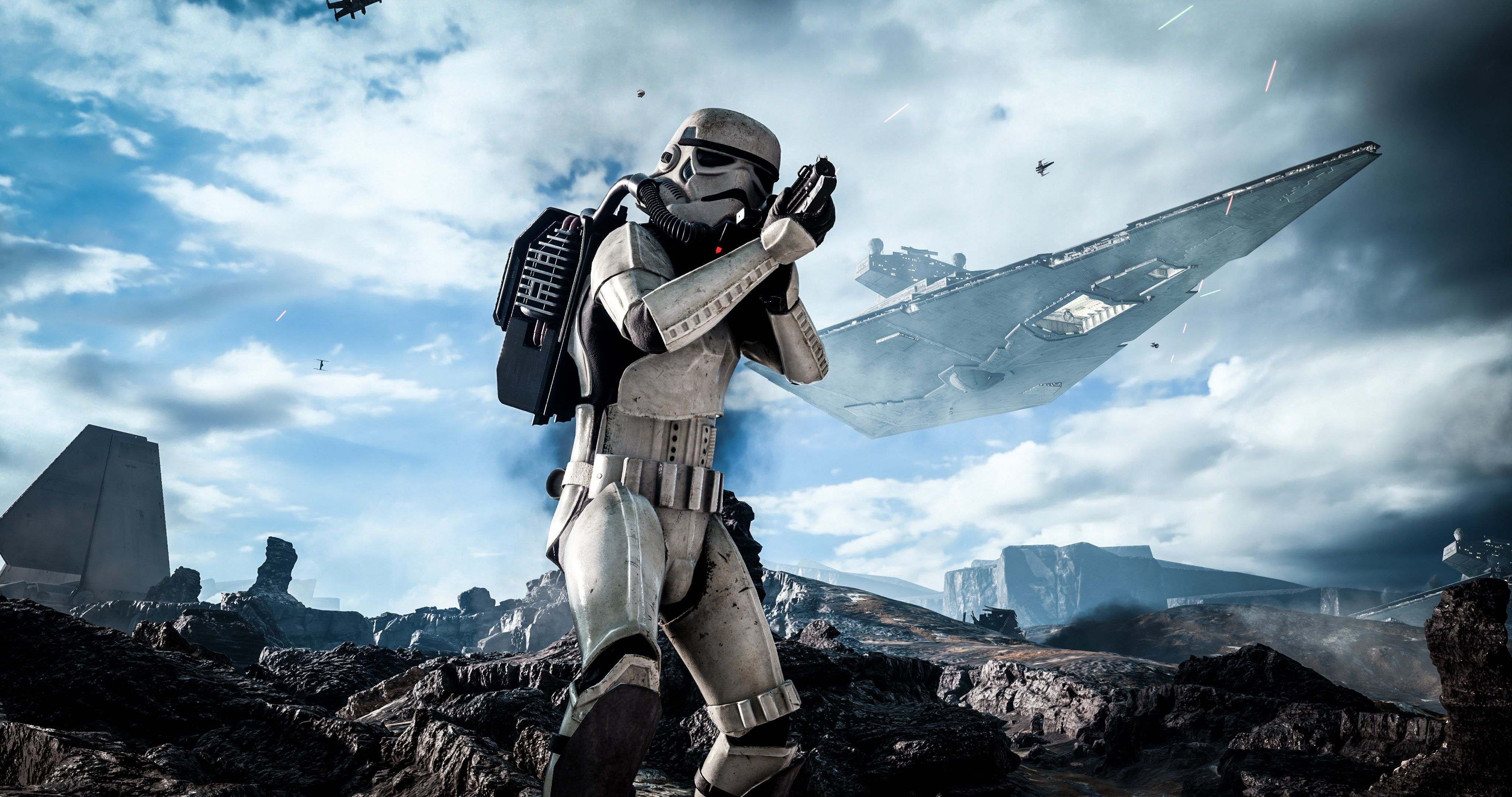 Star Wars Games Wallpapers Top Free Star Wars Games Backgrounds Wallpaperaccess