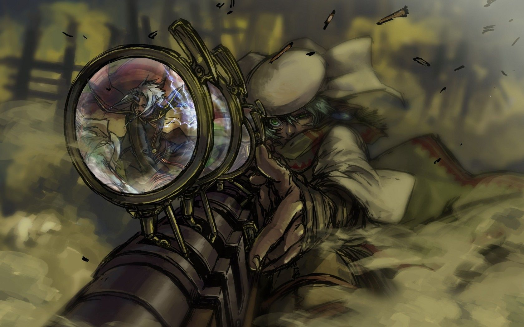 Anime Steampunk Wallpapers Top Free Anime Steampunk Backgrounds