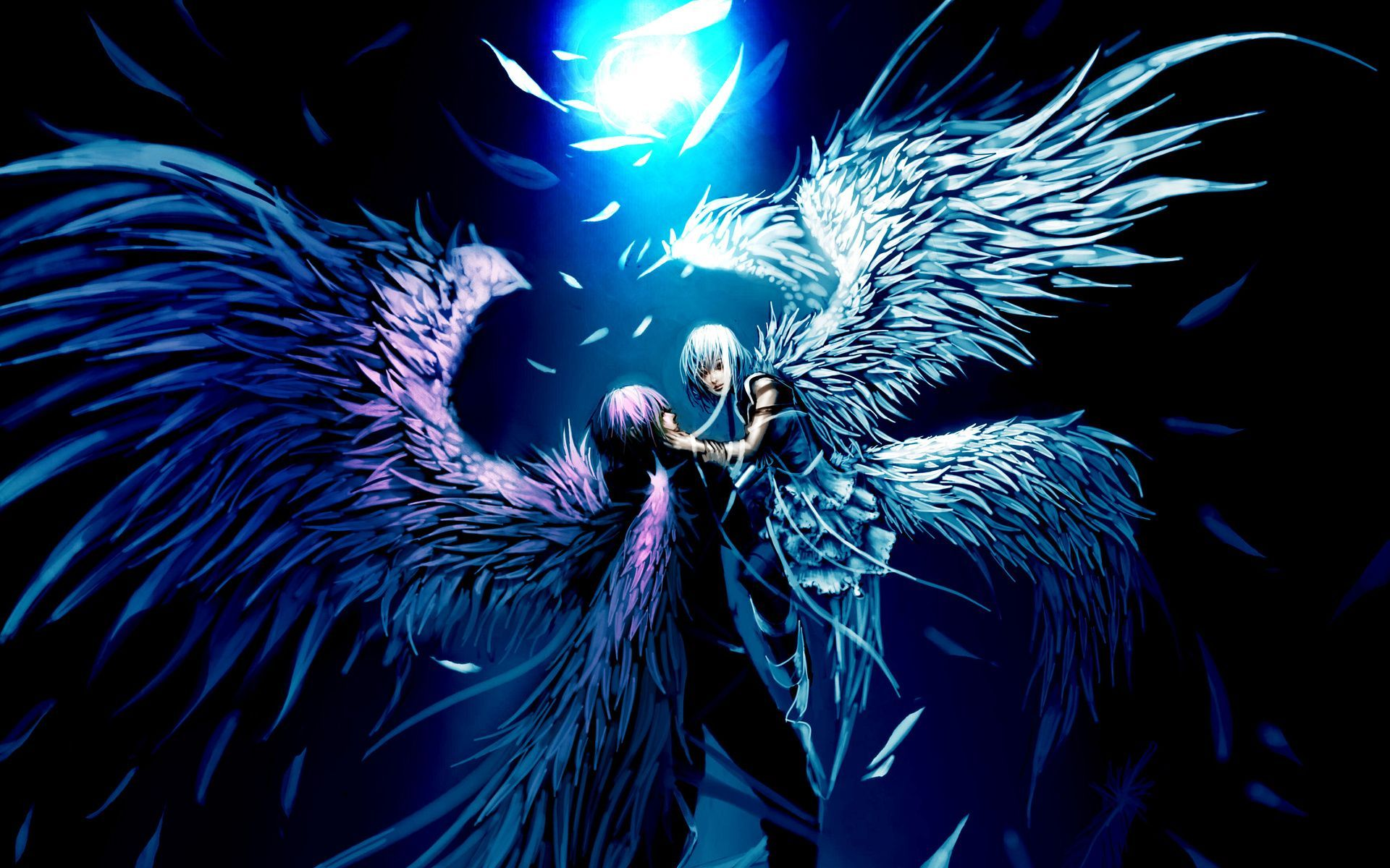 Anime Angels Wallpapers Top Free Anime Angels Backgrounds
