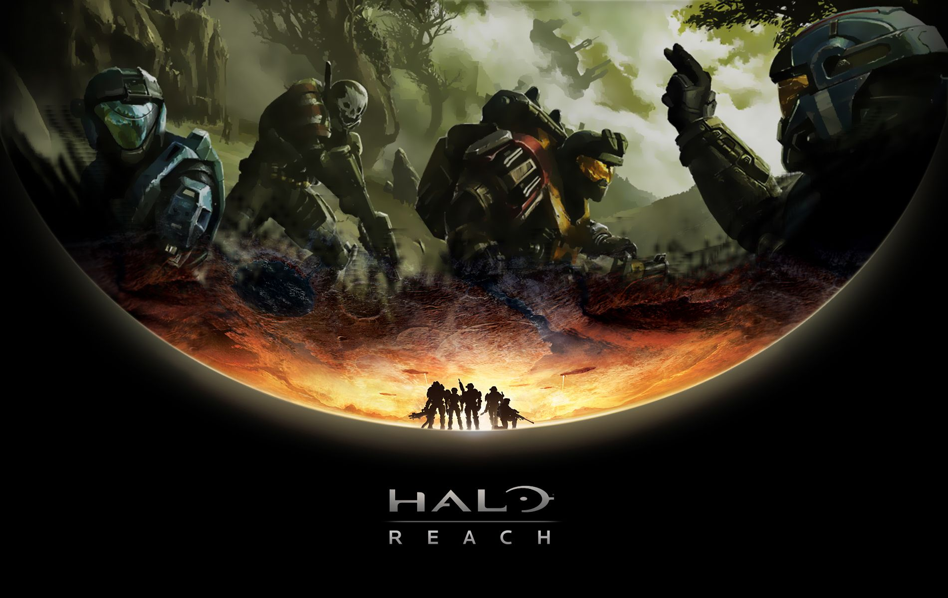 52 Best Free Epic Halo Wallpapers Wallpaperaccess